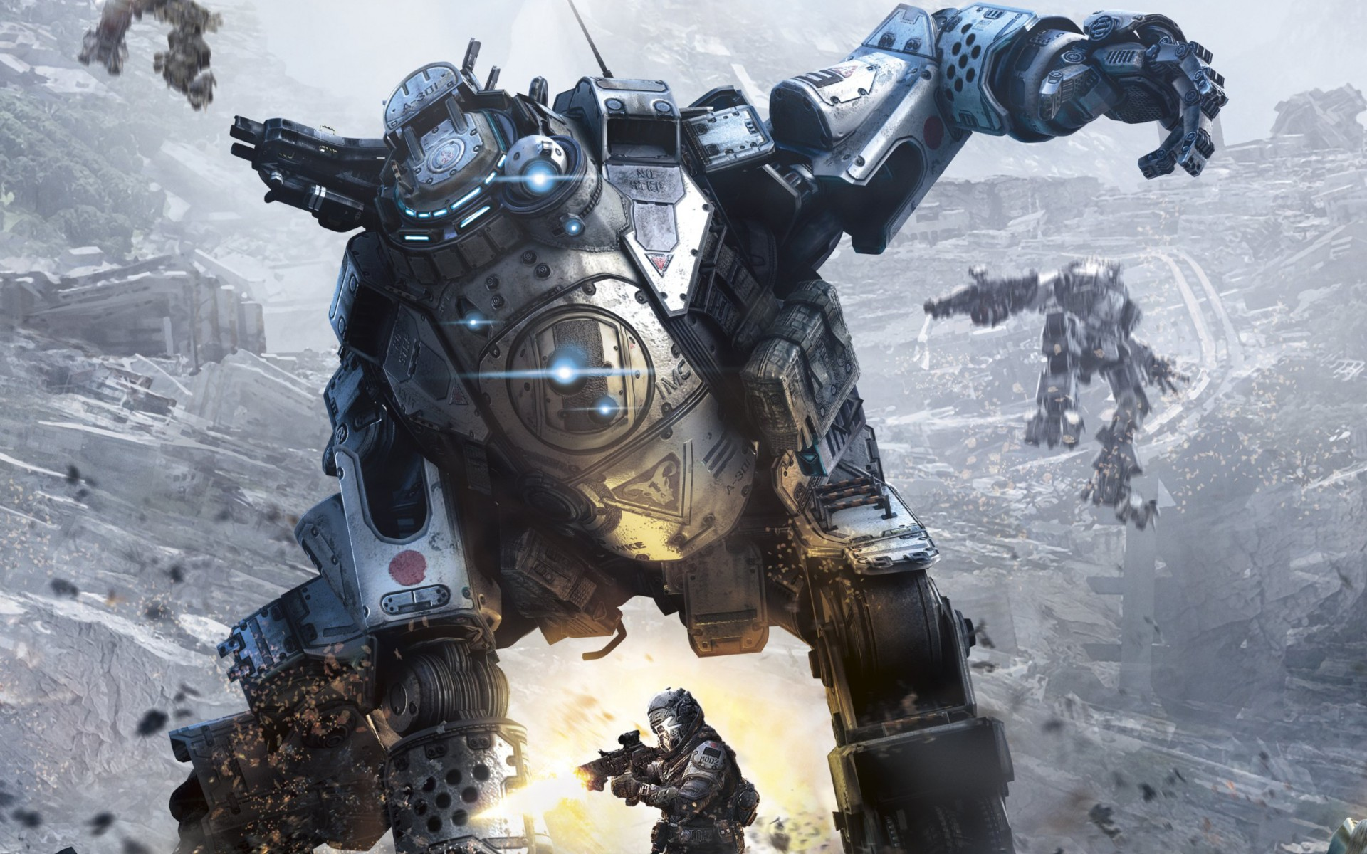 titanfall wallpaper | 1920x1200 | #42950