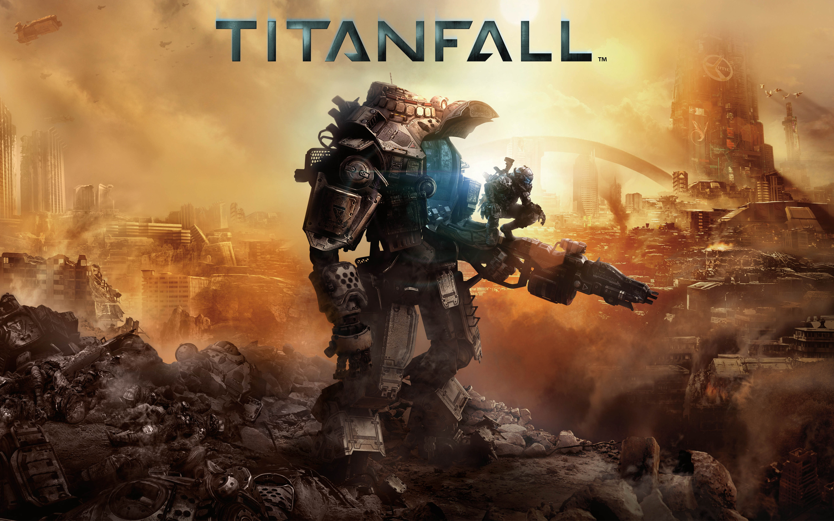 Titanfall Wallpaper