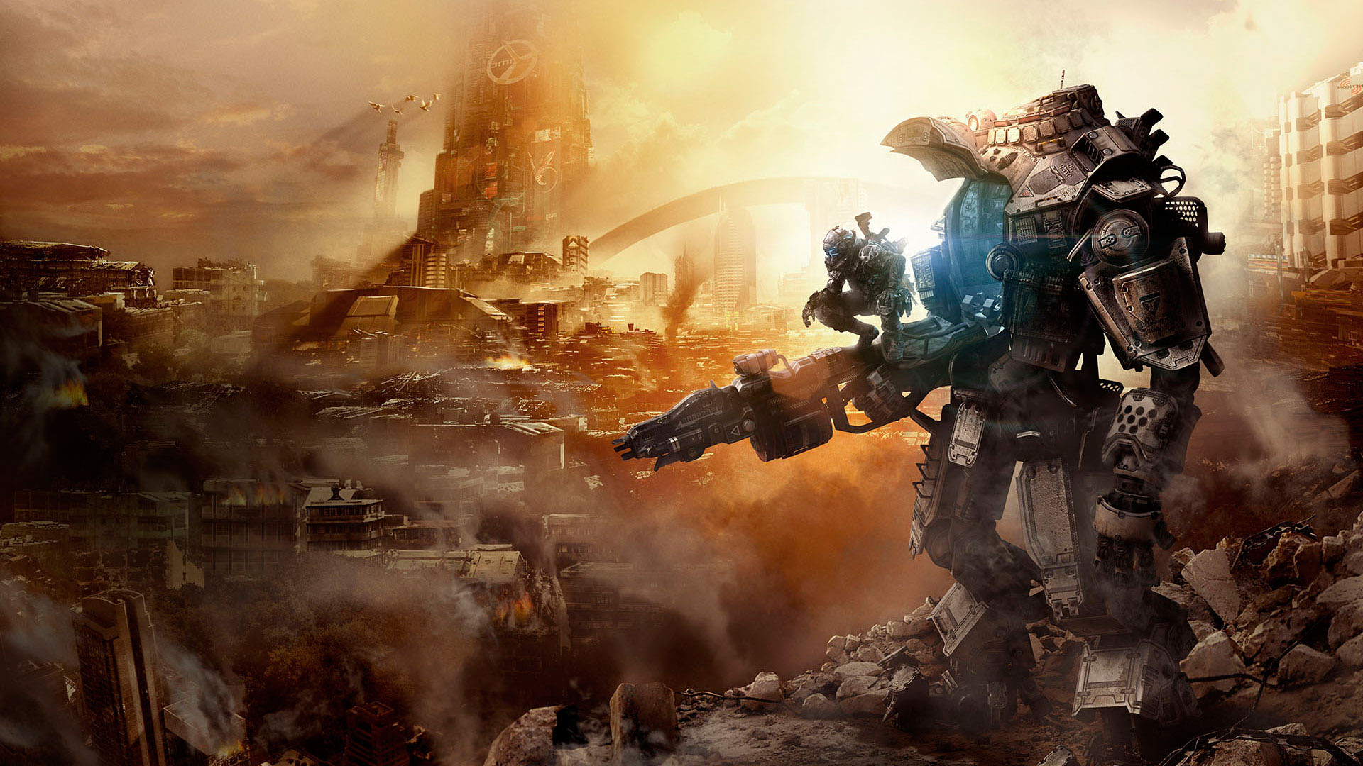 Download Titanfall Pilot Wallpaper Terrordesignerscom
