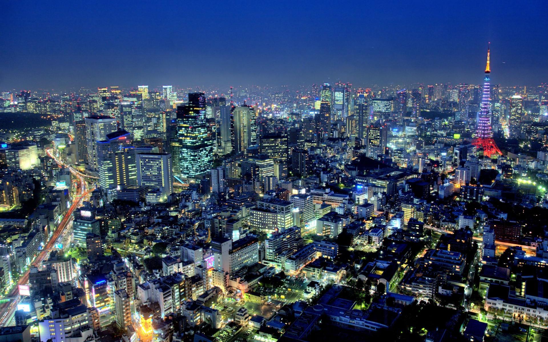 Fonds d'écran Tokyo PC et Tablettes (iPad, etc...)