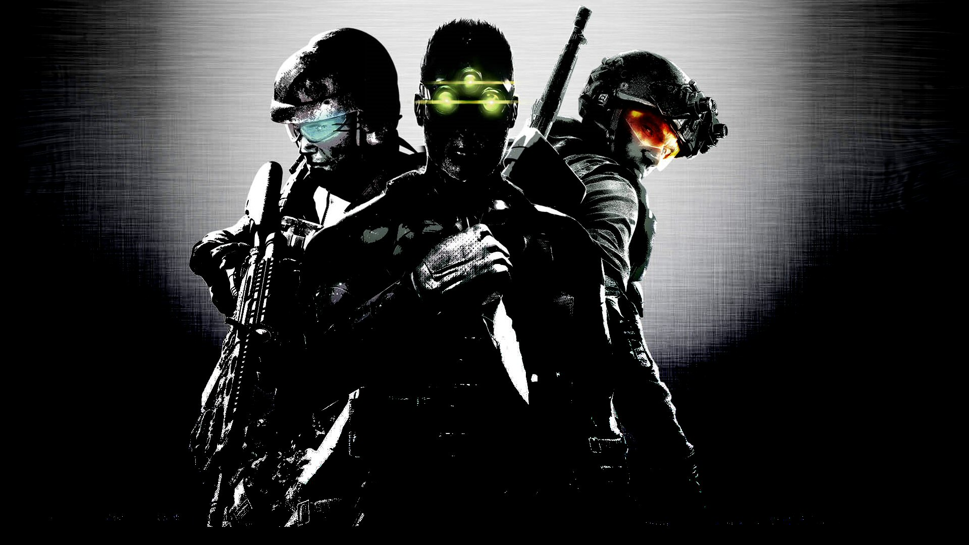Tom Clancy Wallpaper