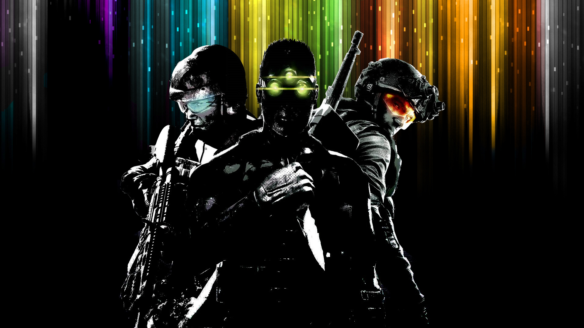 Tom Clancy Wallpapers 38613 1920x1080 px