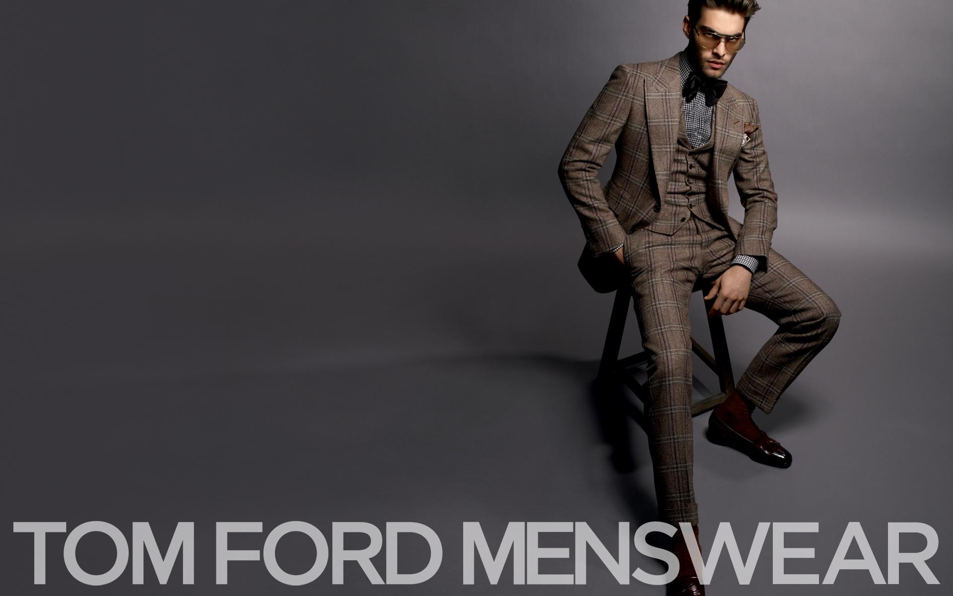 Tom Ford fall/winter 2010 lookbook