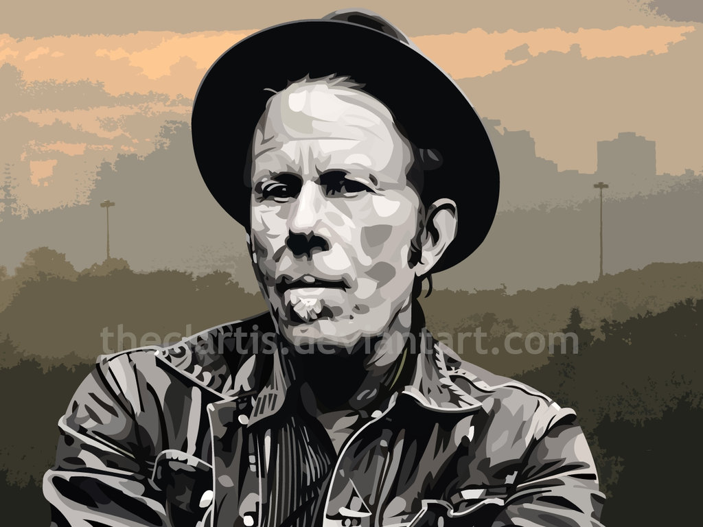 Tom Waits by theclartis ...