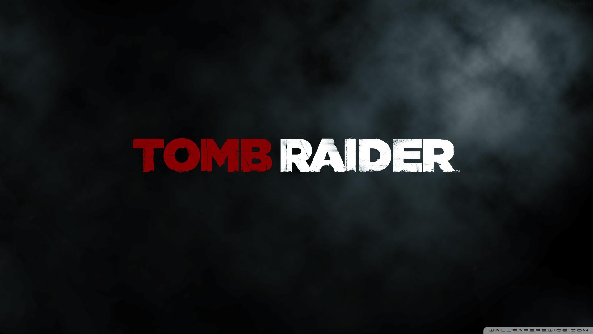 Tomb Raider 2013 Dark Poster