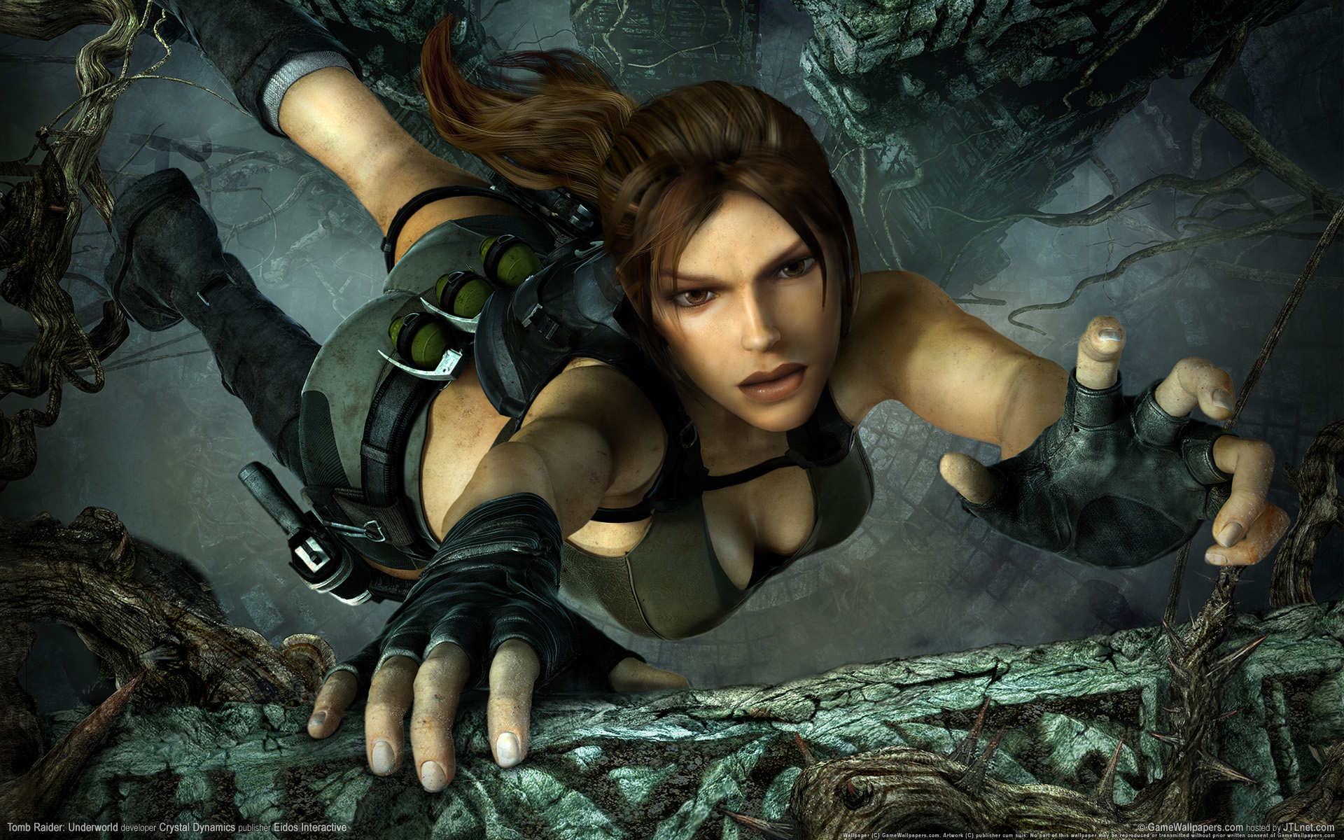 The highs and lows of Tomb Raider