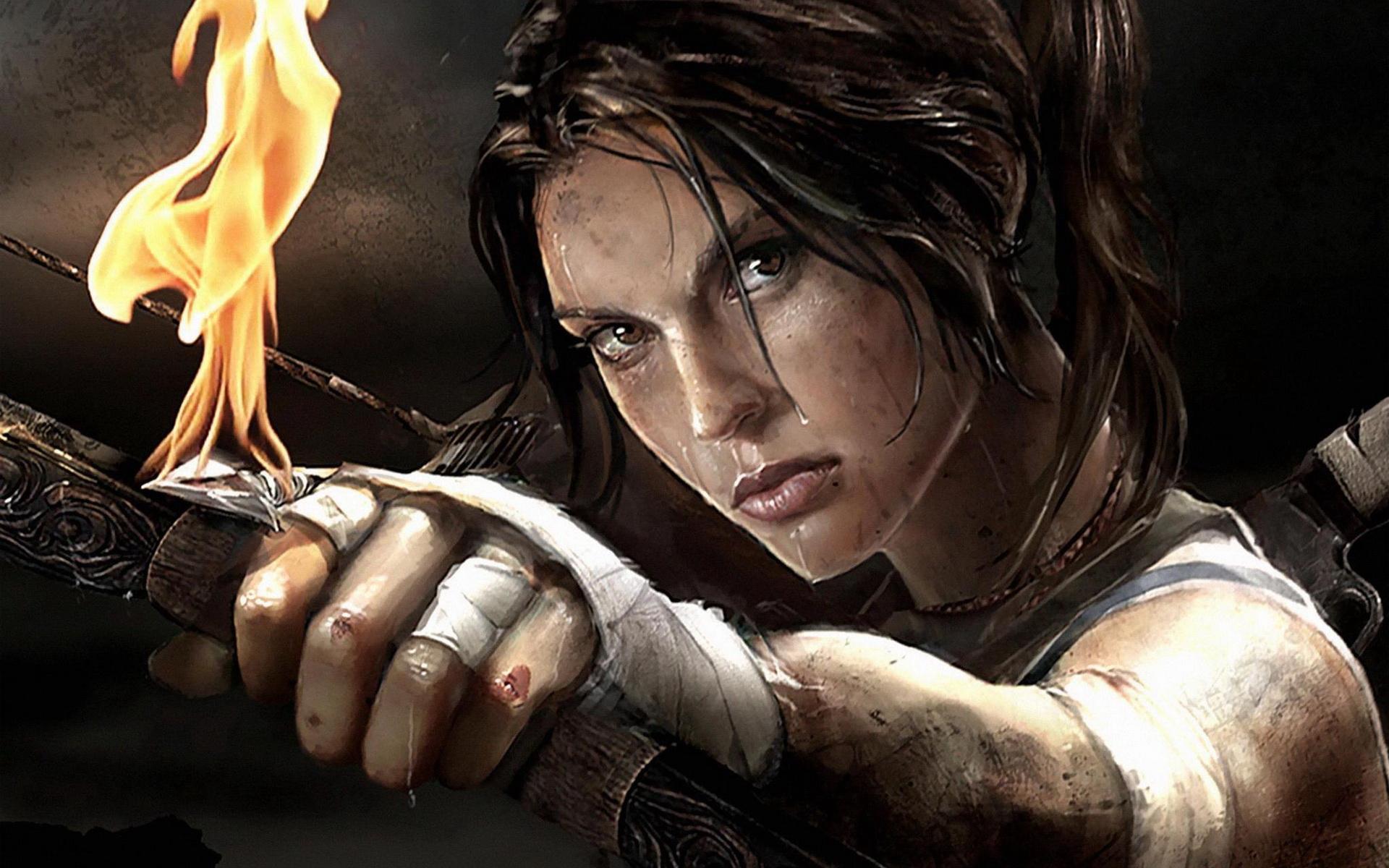 Tomb Raider; Tomb Raider; Tomb Raider ...