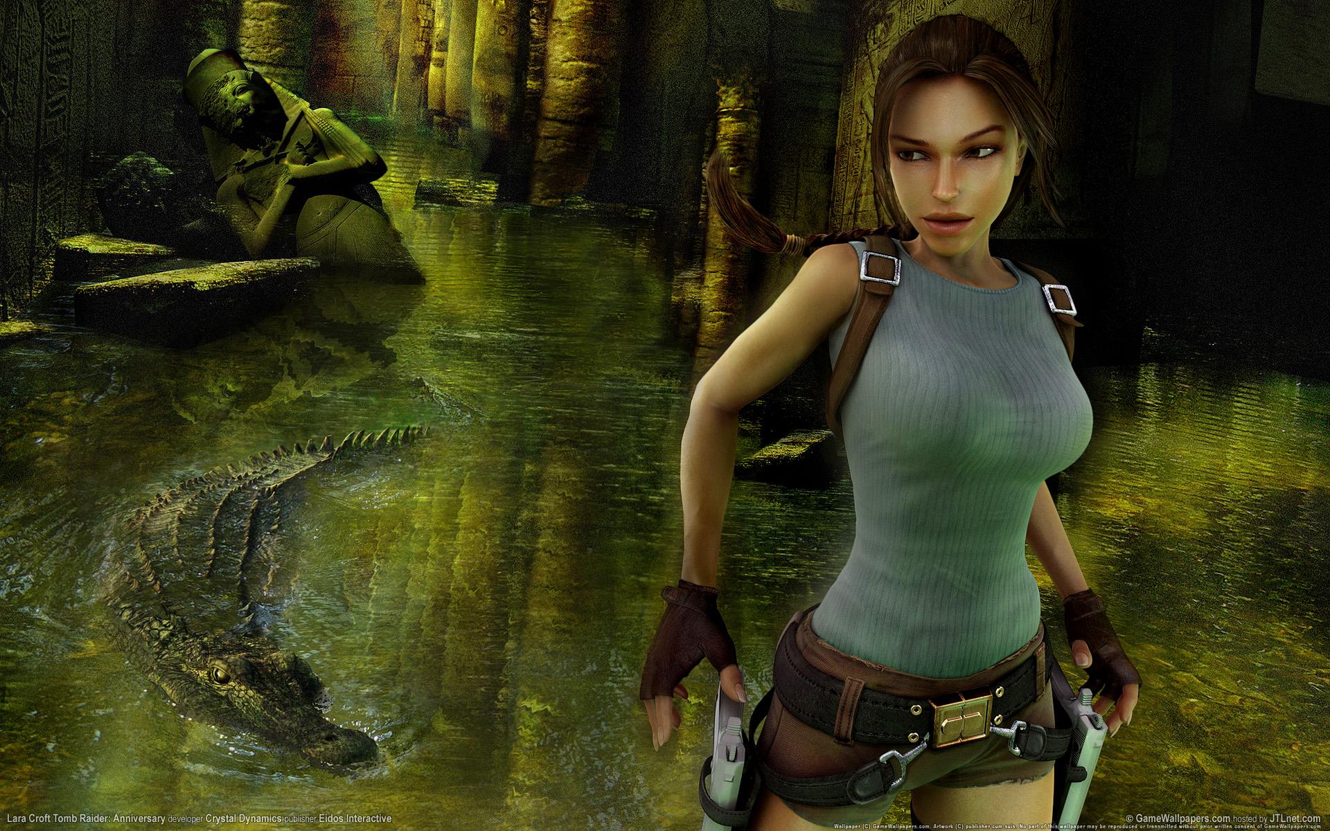 ... Tomb Raider Anniversary for Windows,XBOX(7) ...