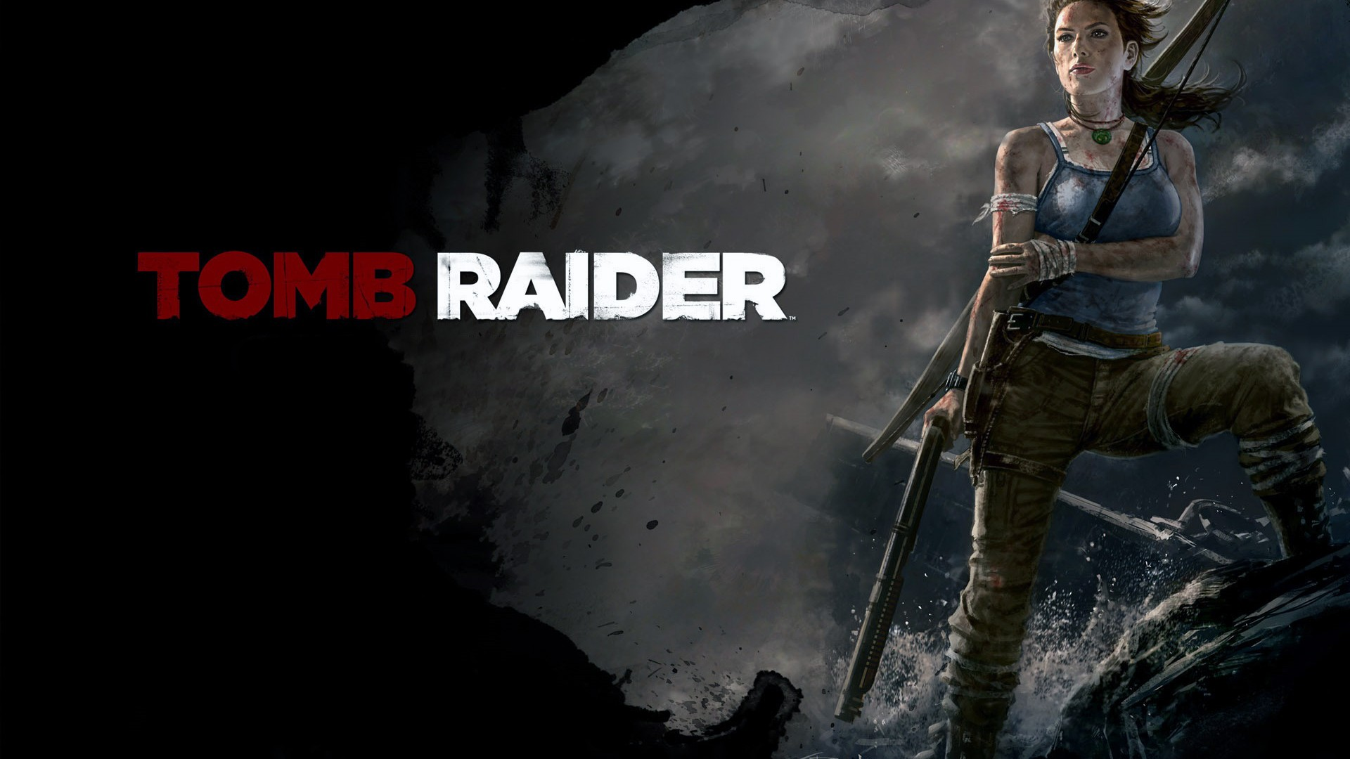 Tomb Raider Background