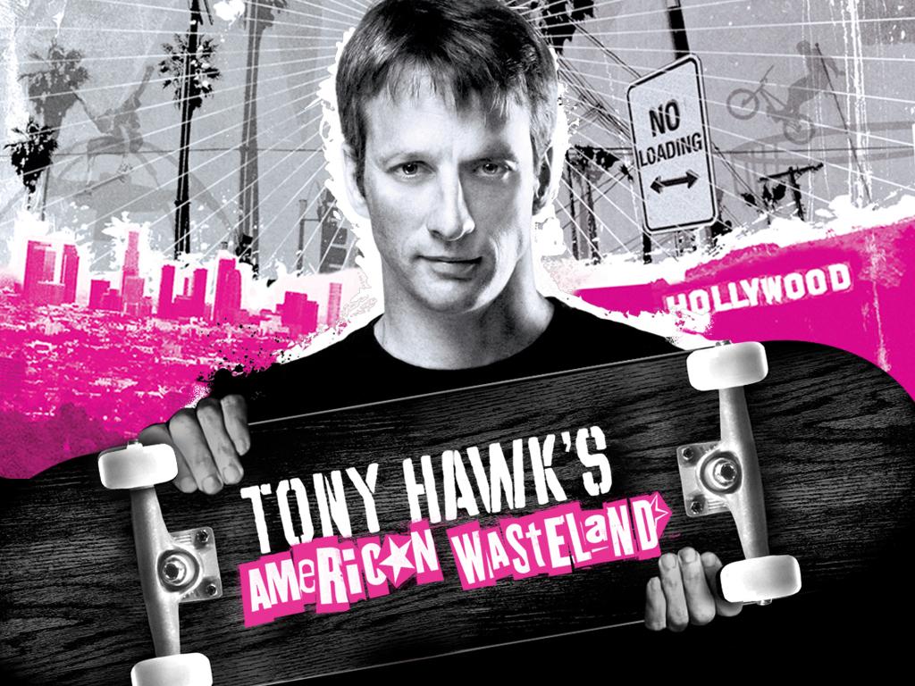 9- Al año siguiente, Tony Hawk's Downhill Jam. (para PSP , PlayStation 2 , PlayStation 3, XBOX , XBOX 360 y Wii)