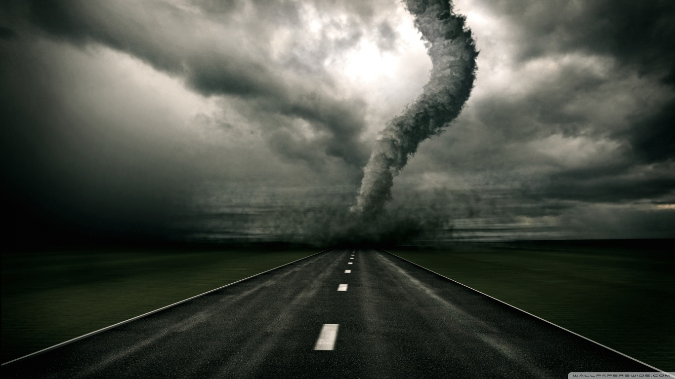 Tornado Wallpaper HD
