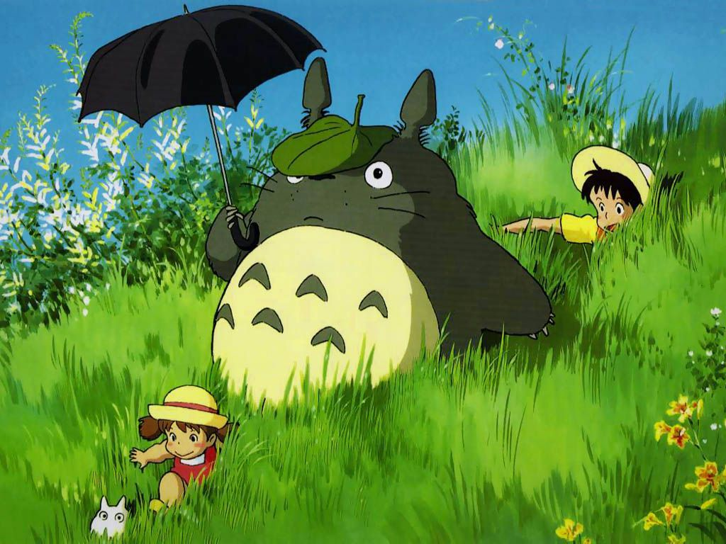 My Neighbor Totoro ...