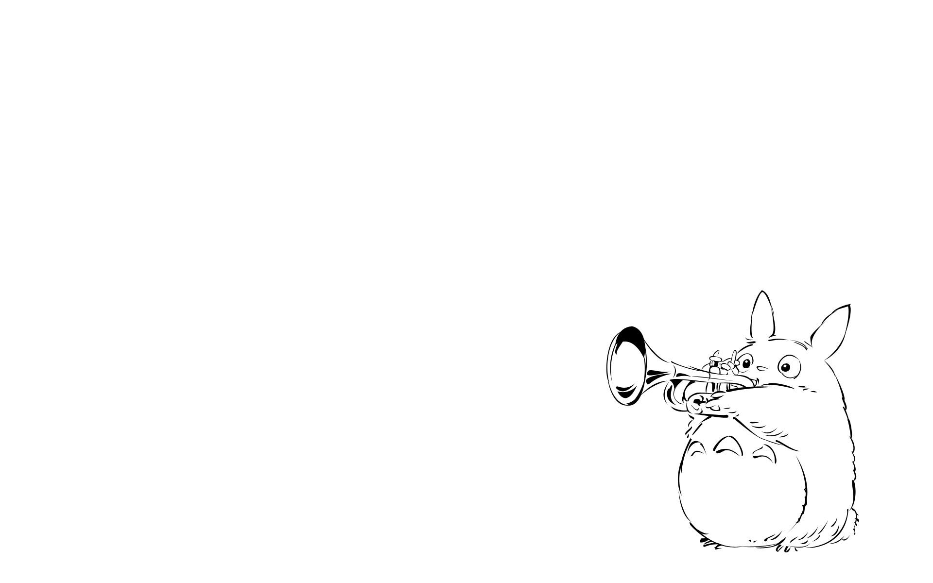 My Neighbor Totoro Res: 1920x1200 / Size:112kb. Views: 39699