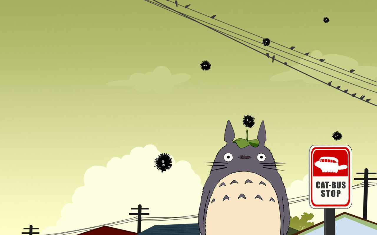 These free downloadable wallpapers are HD and available varying range of sizes and resolutions. Download My Neighbor Totoro HD Wallpapers absolutely free ...