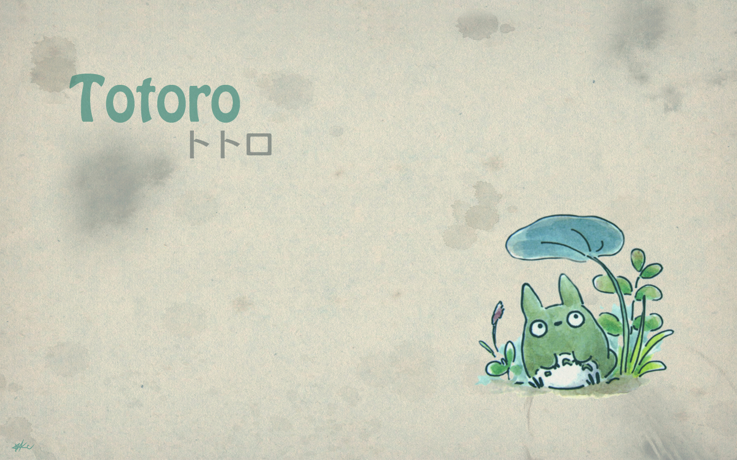 Totoro Wallpaper 655 Images Film