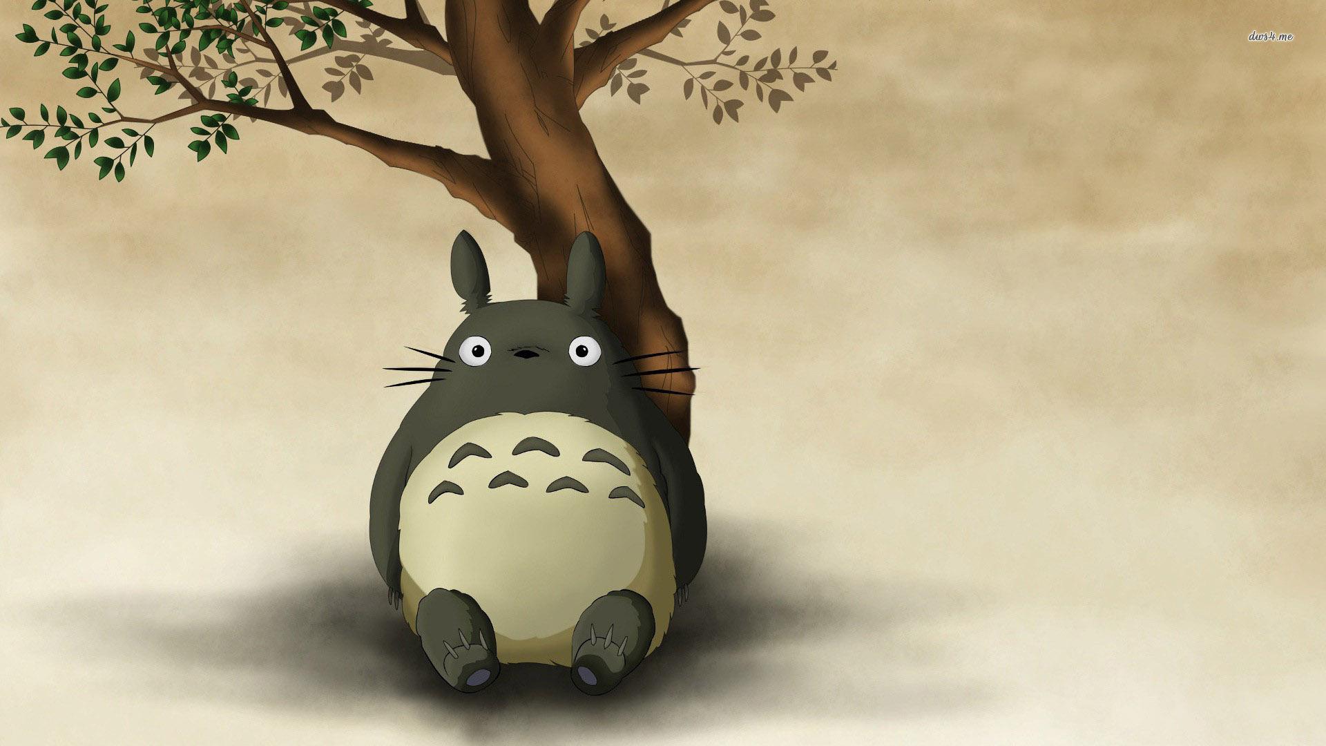 ... Totoro - My Neighbor Totoro wallpaper 1920x1080 ...