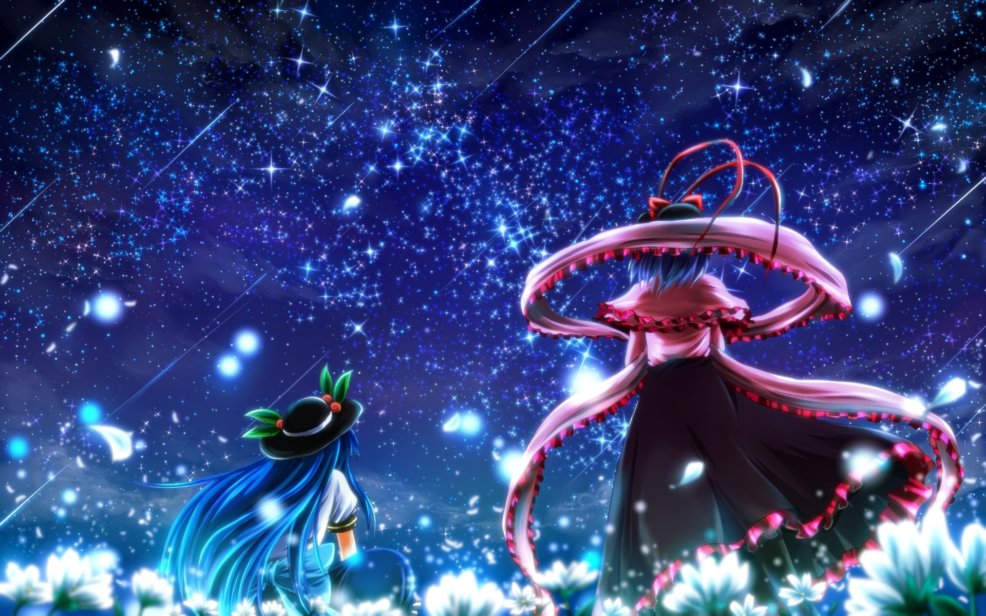 Amazing Touhou Wallpaper