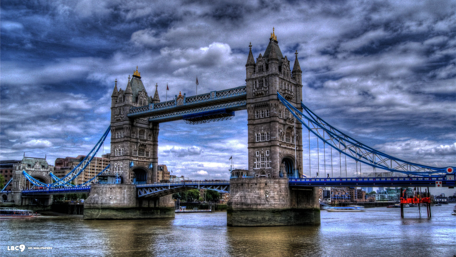 tower bridge hdr wallpaper