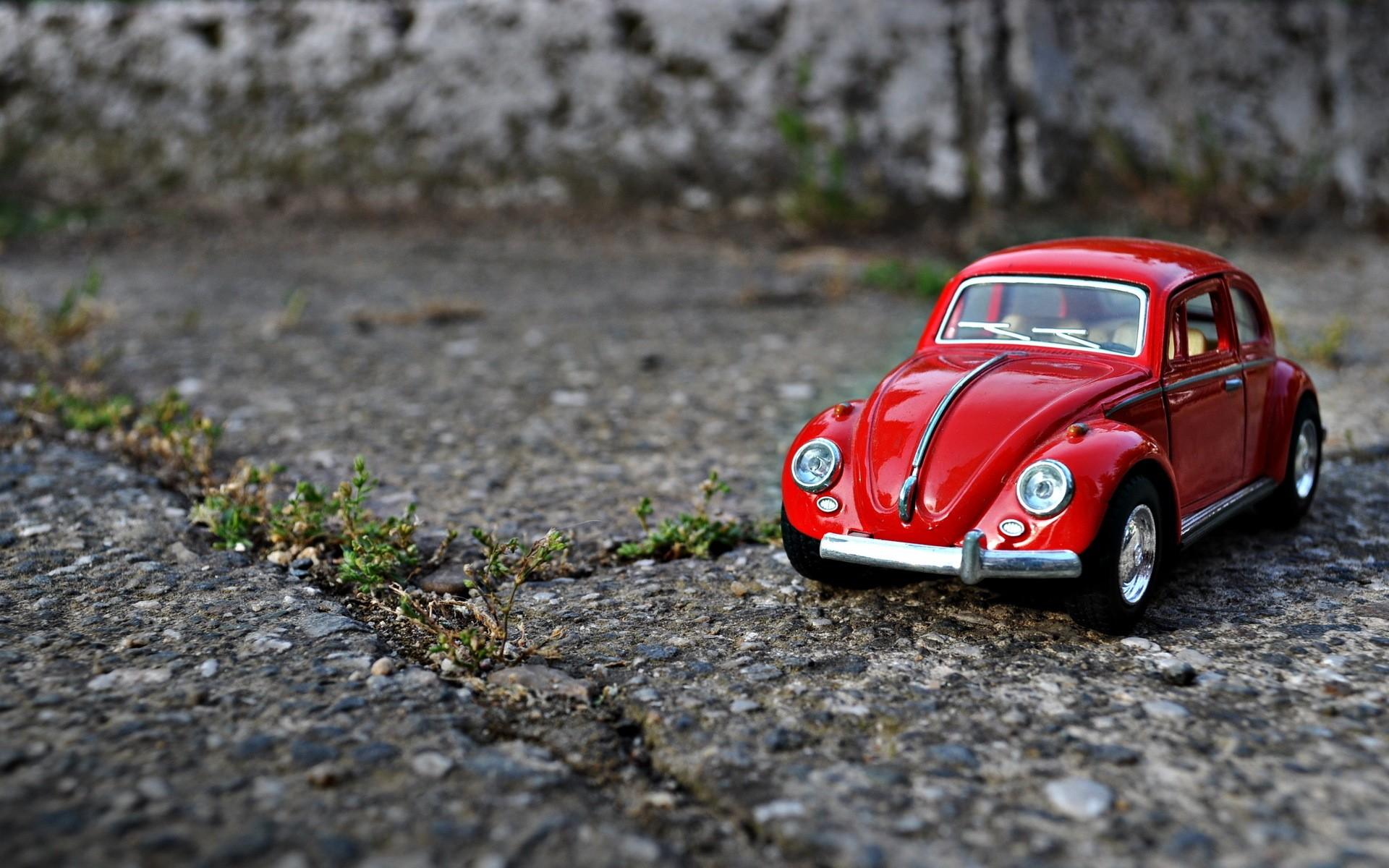 Toy Car HD Wallpaper