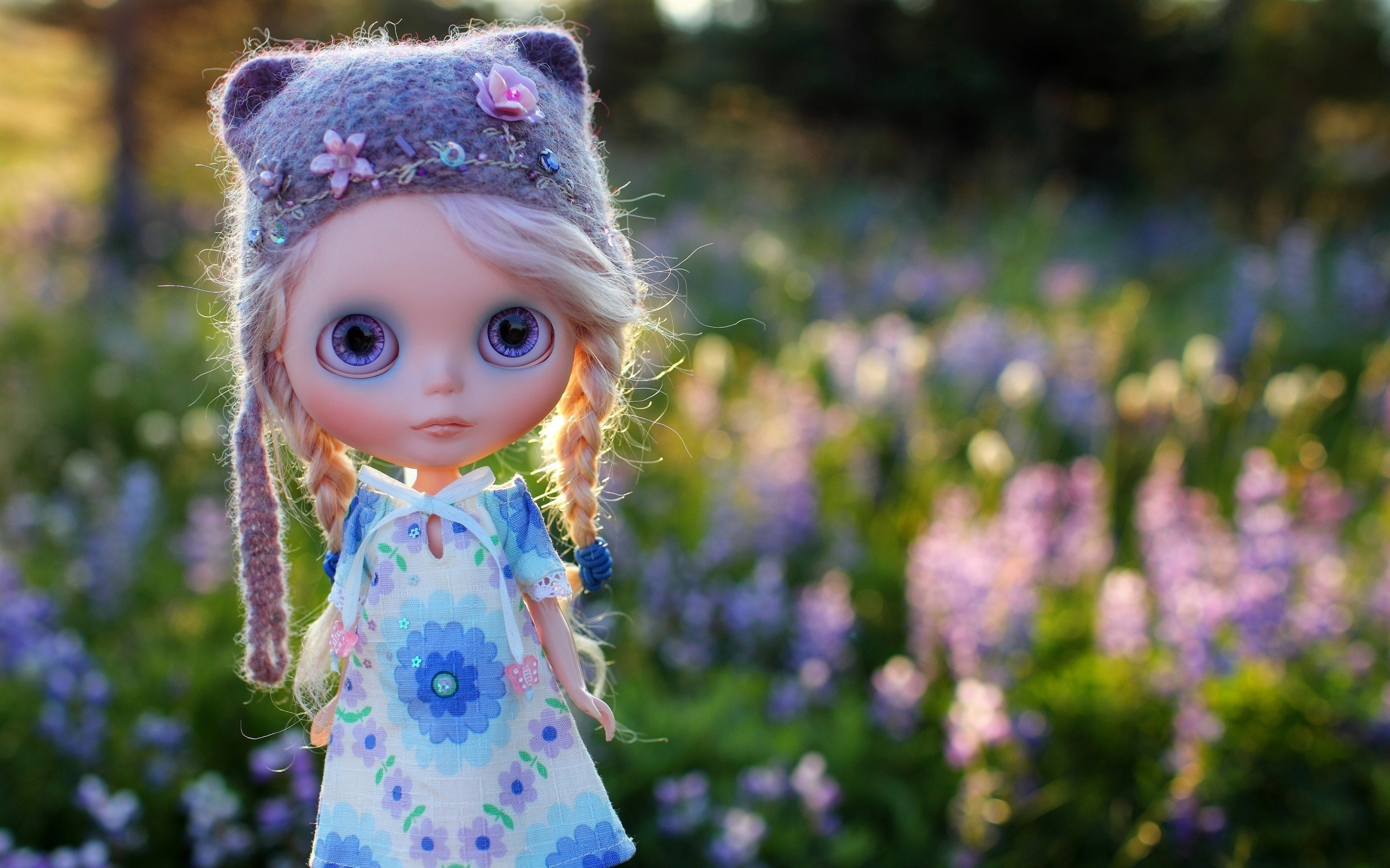 Toy Doll Background