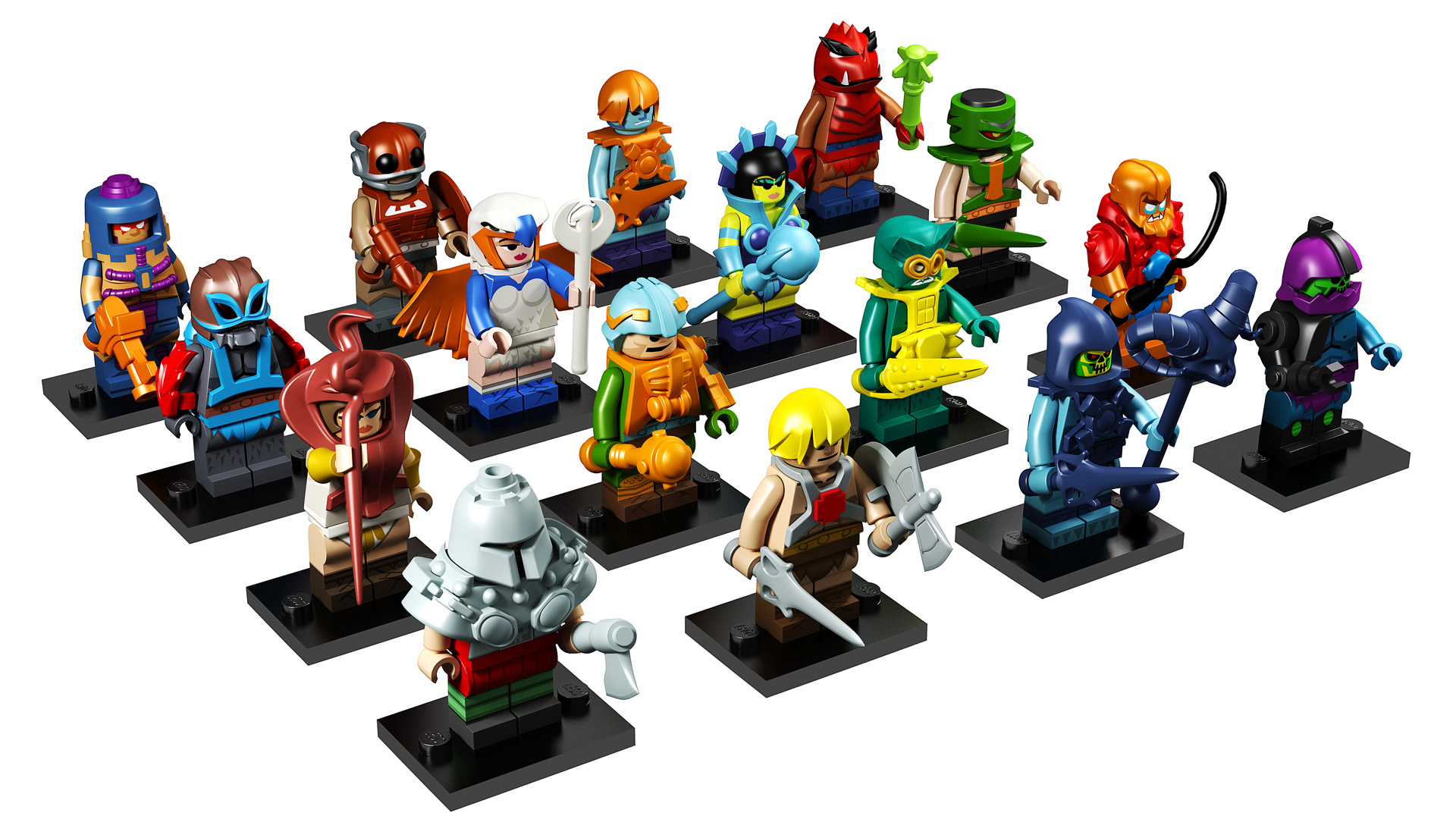 He-man And The Masters Of The Universe comics lego legos toy toys wallpaper background