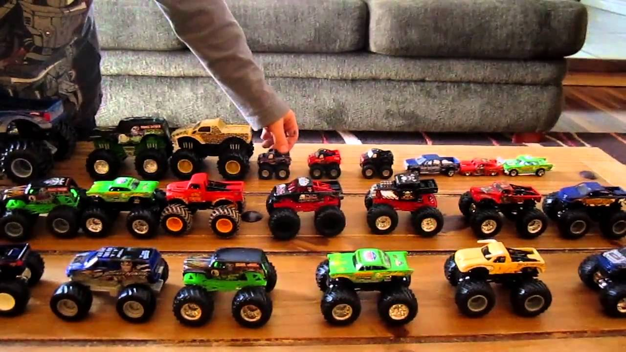 Toy Monster Truck Review