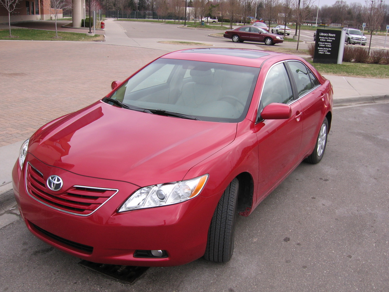 2008 Toyota Camry Review