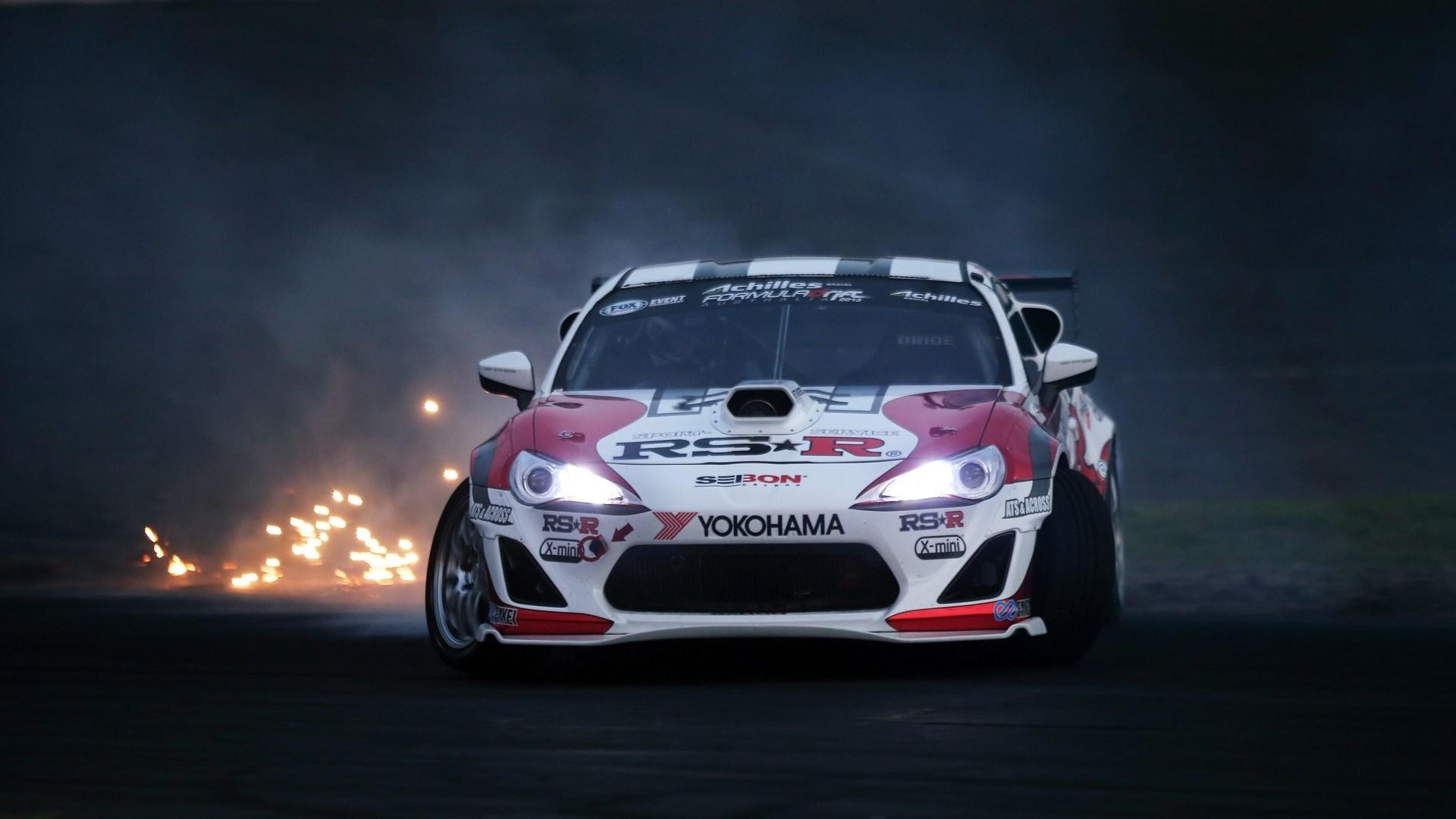 Toyota Drift Sparks