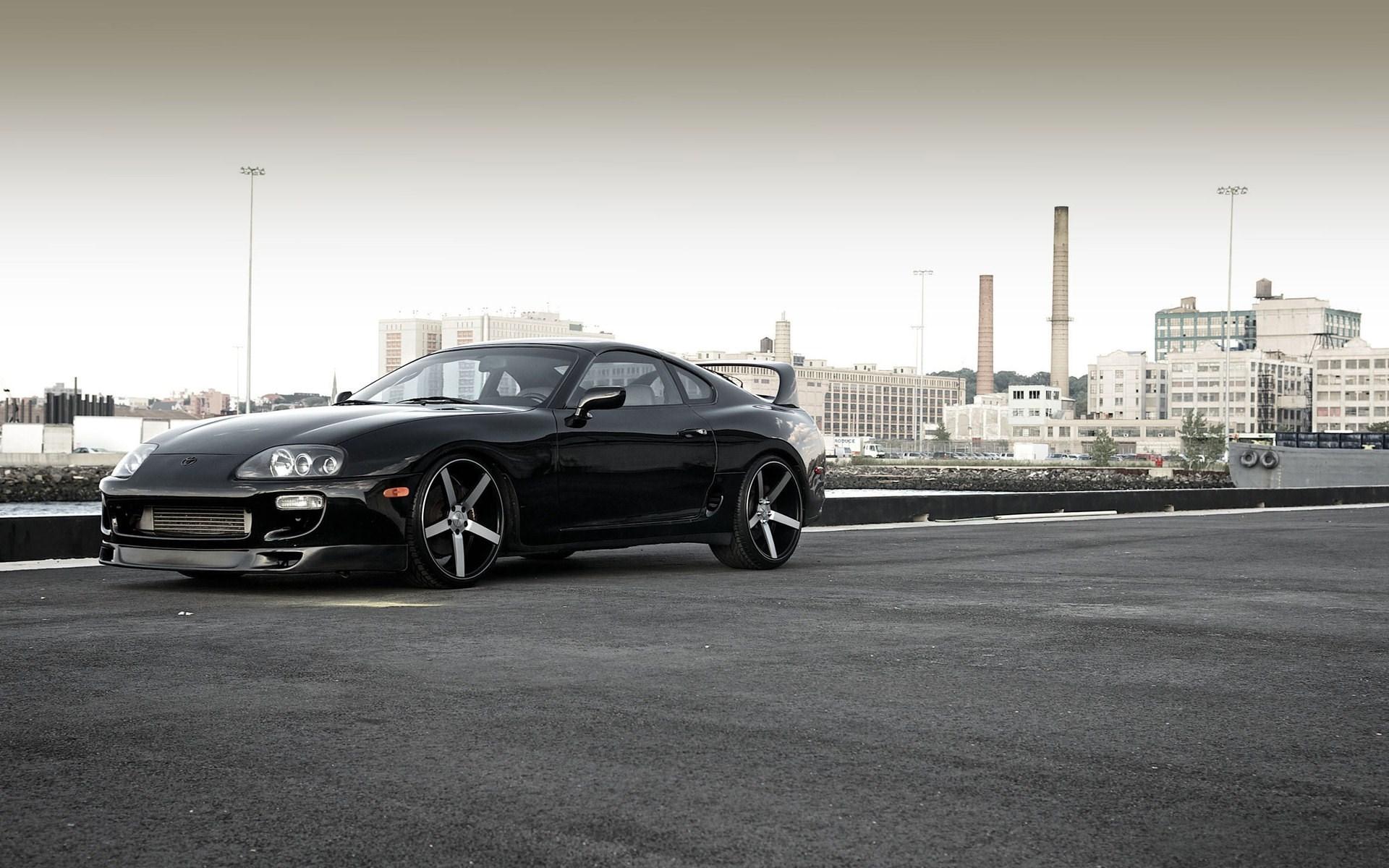 HD Wallpaper | Background ID:444928. 1920x1200 Vehicles Toyota Supra