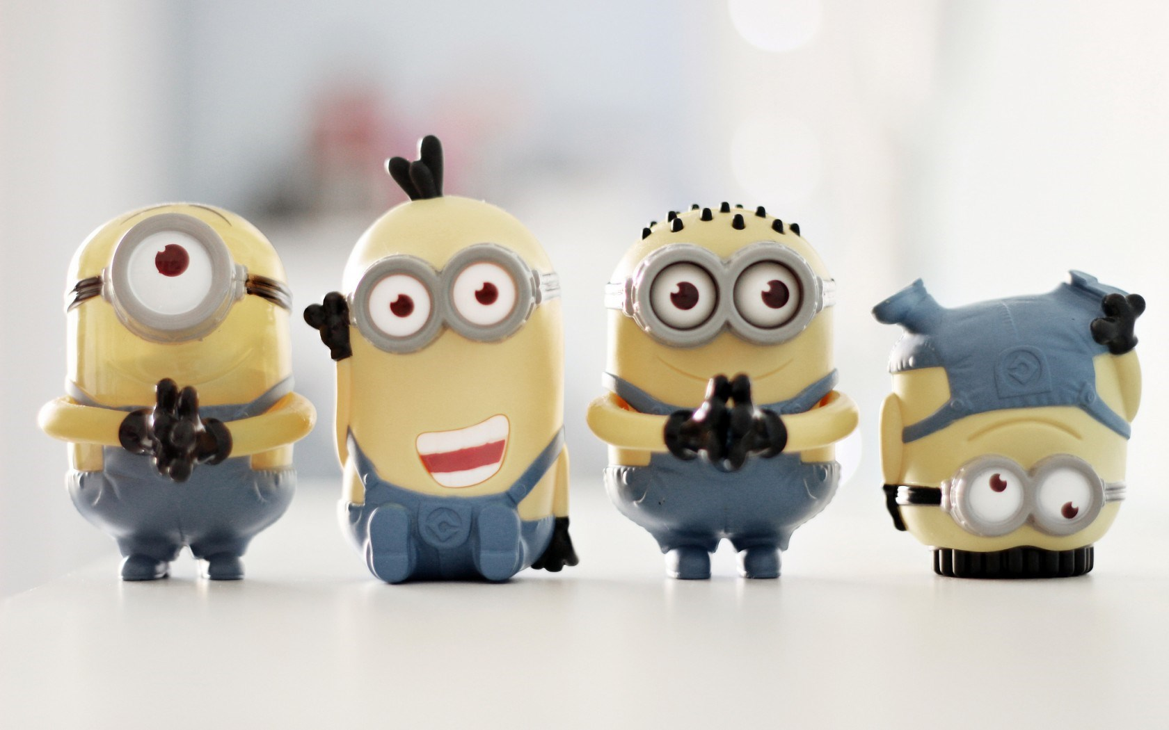 Toys Despicable Me Funny wallpaper | 1680x1050 | #18284