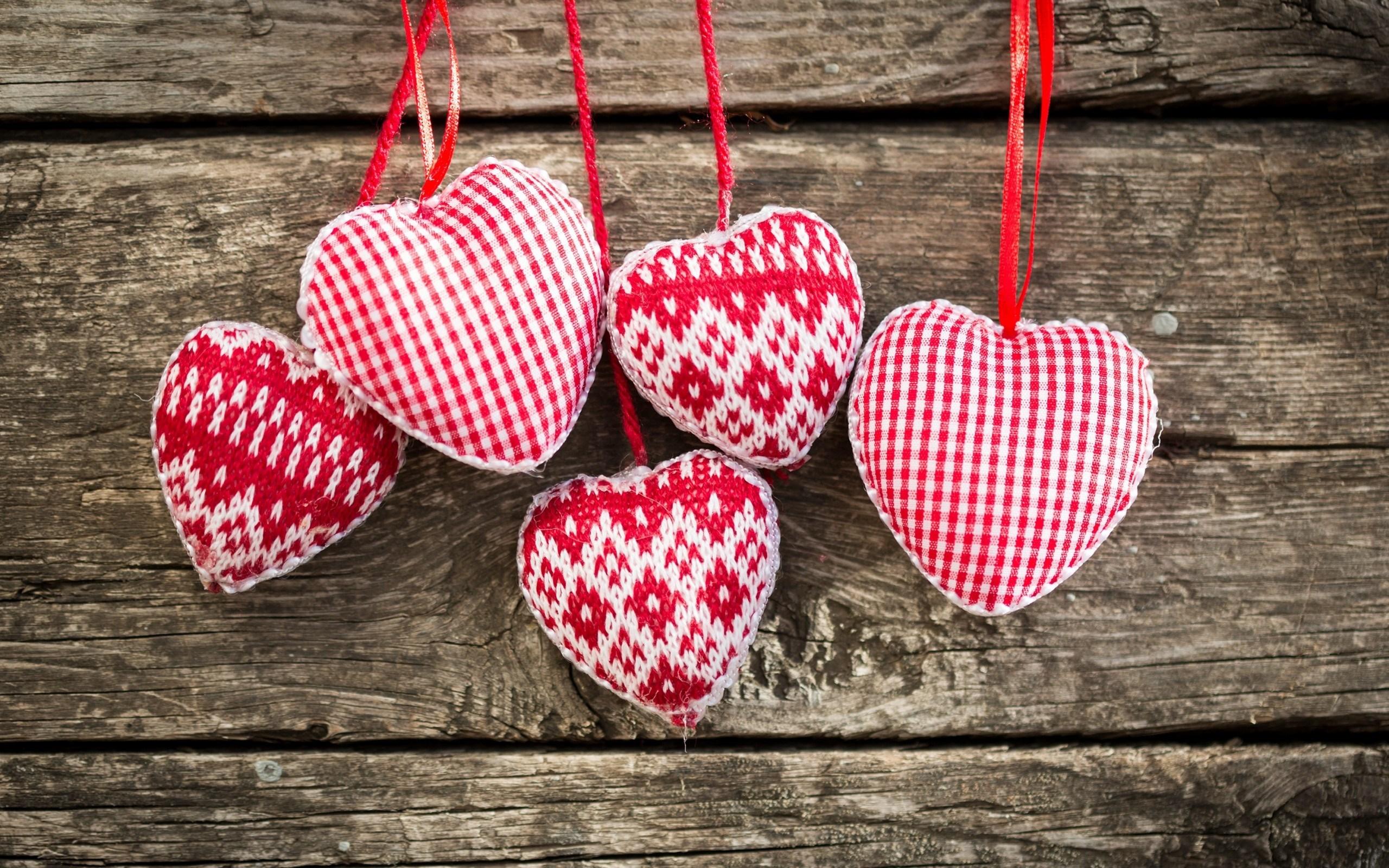 Toys Hearts Christmas Love New Year