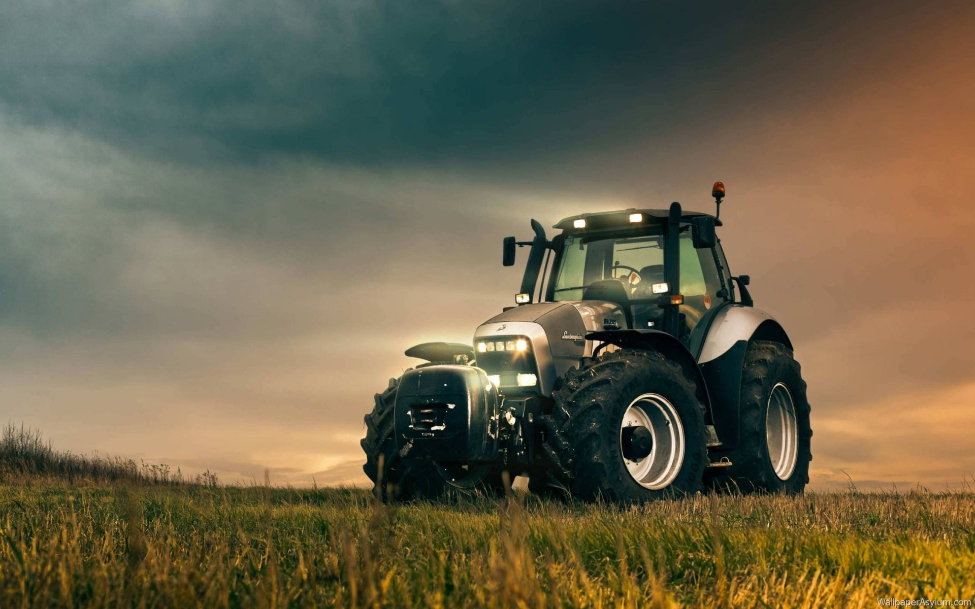 Tractor Wallpaper