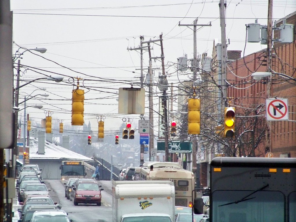 Here's some sobering news: LED traffic lights save money on the city's power bill but in the winter they may cost your life.