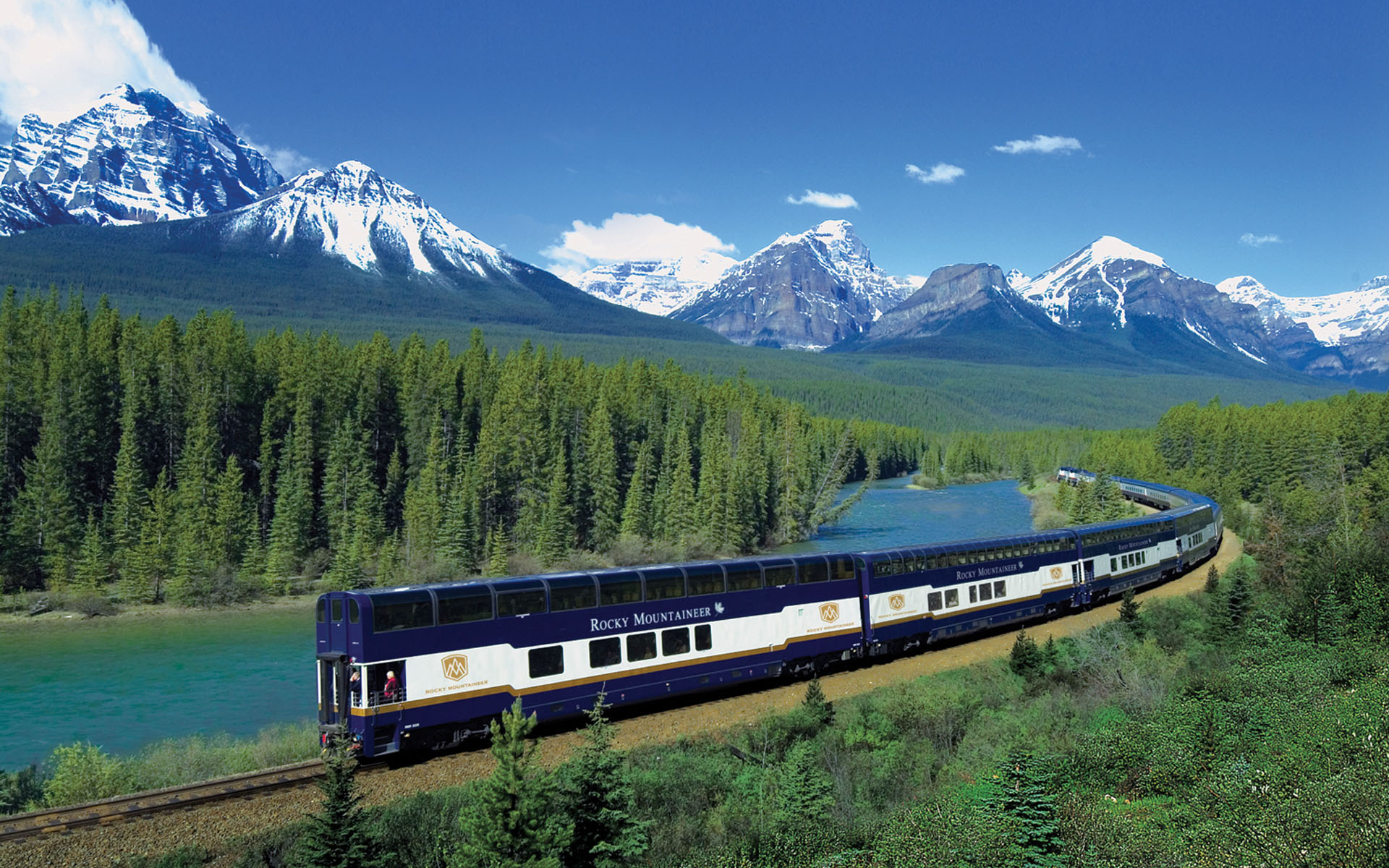 Train Wallpaper Canada Trains HD Wallpapers