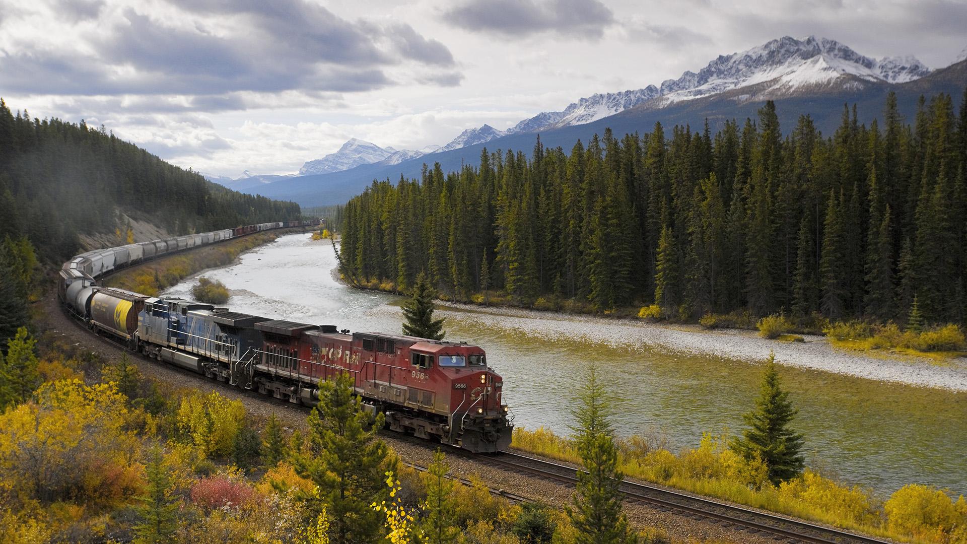 HD Wallpaper | Background ID:437778. 1920x1080 Vehicles Train