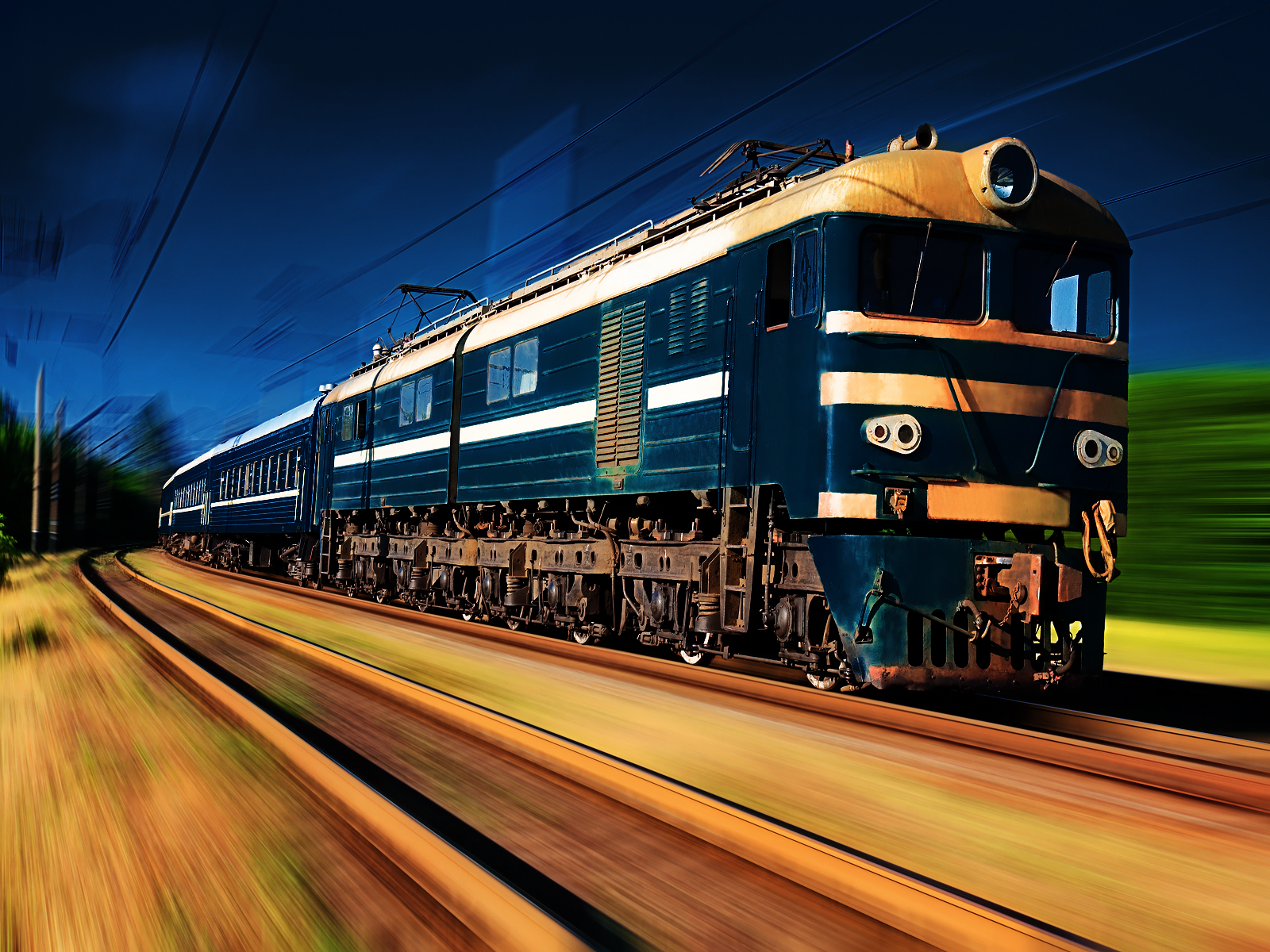 Train wallpaper 1600x1200 44156