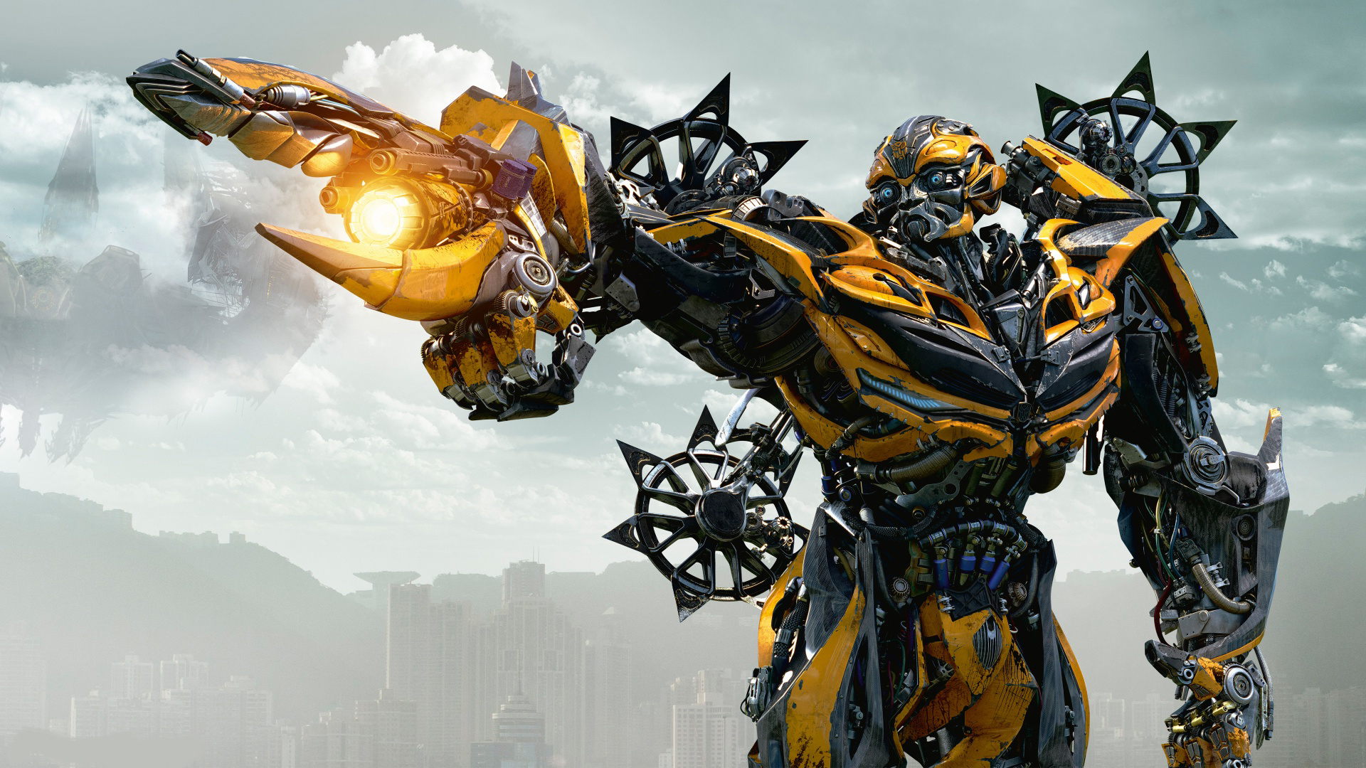 Paramount Has The Most Brilliant Idea Ever: A Transformers Cinematic Universe!