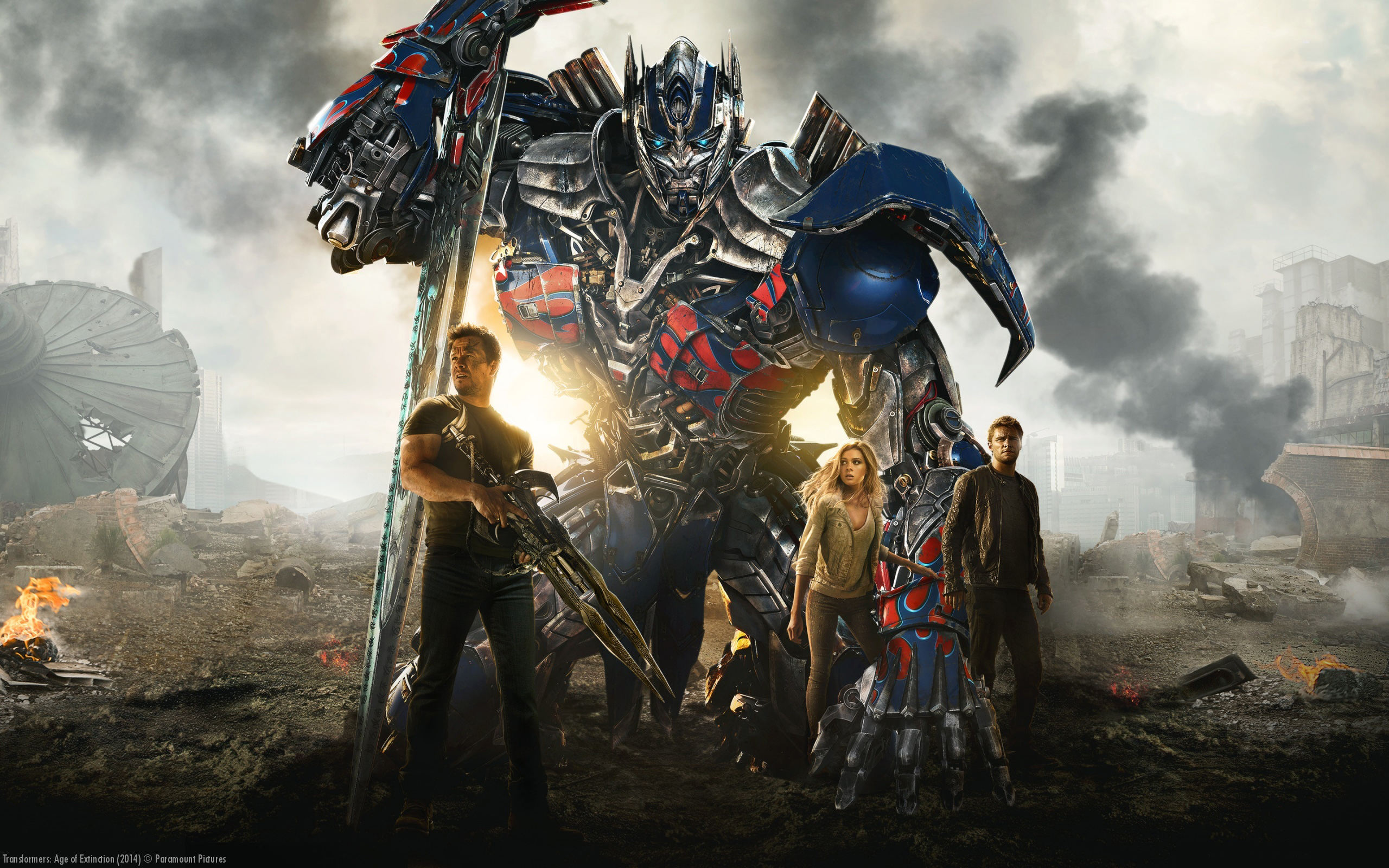 Transformers 4 Wallpapers