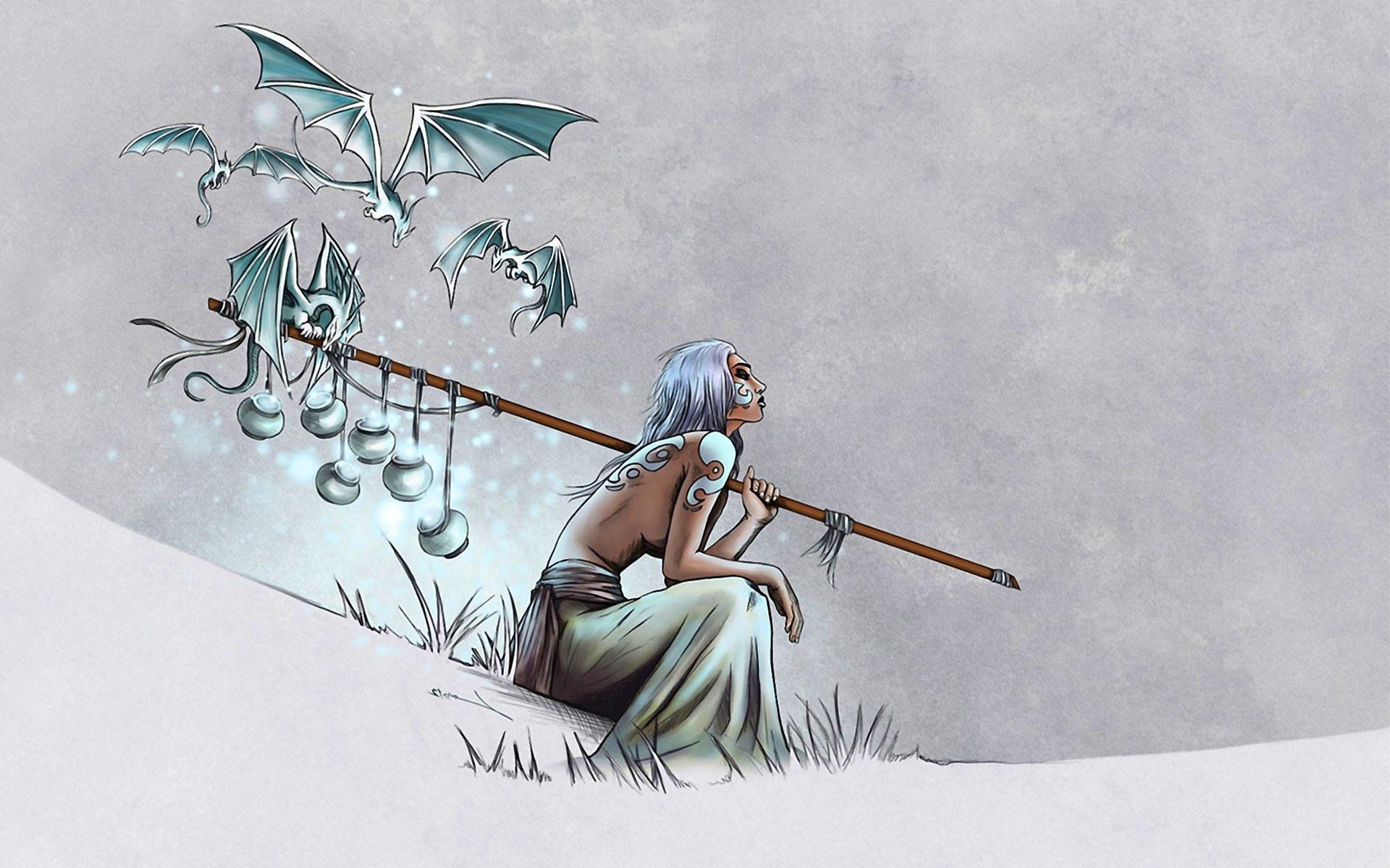 Traveller elf art