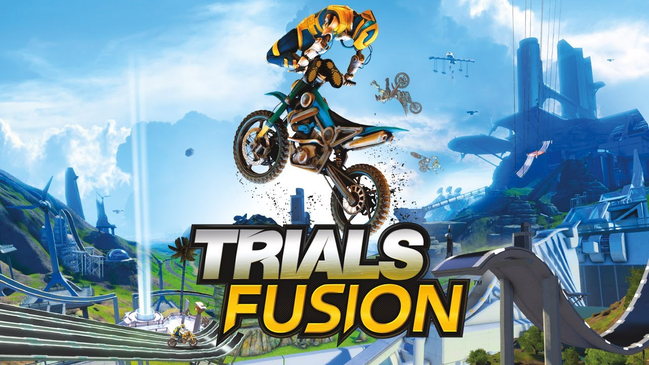 Trials Fusion -- Ride On Trailer