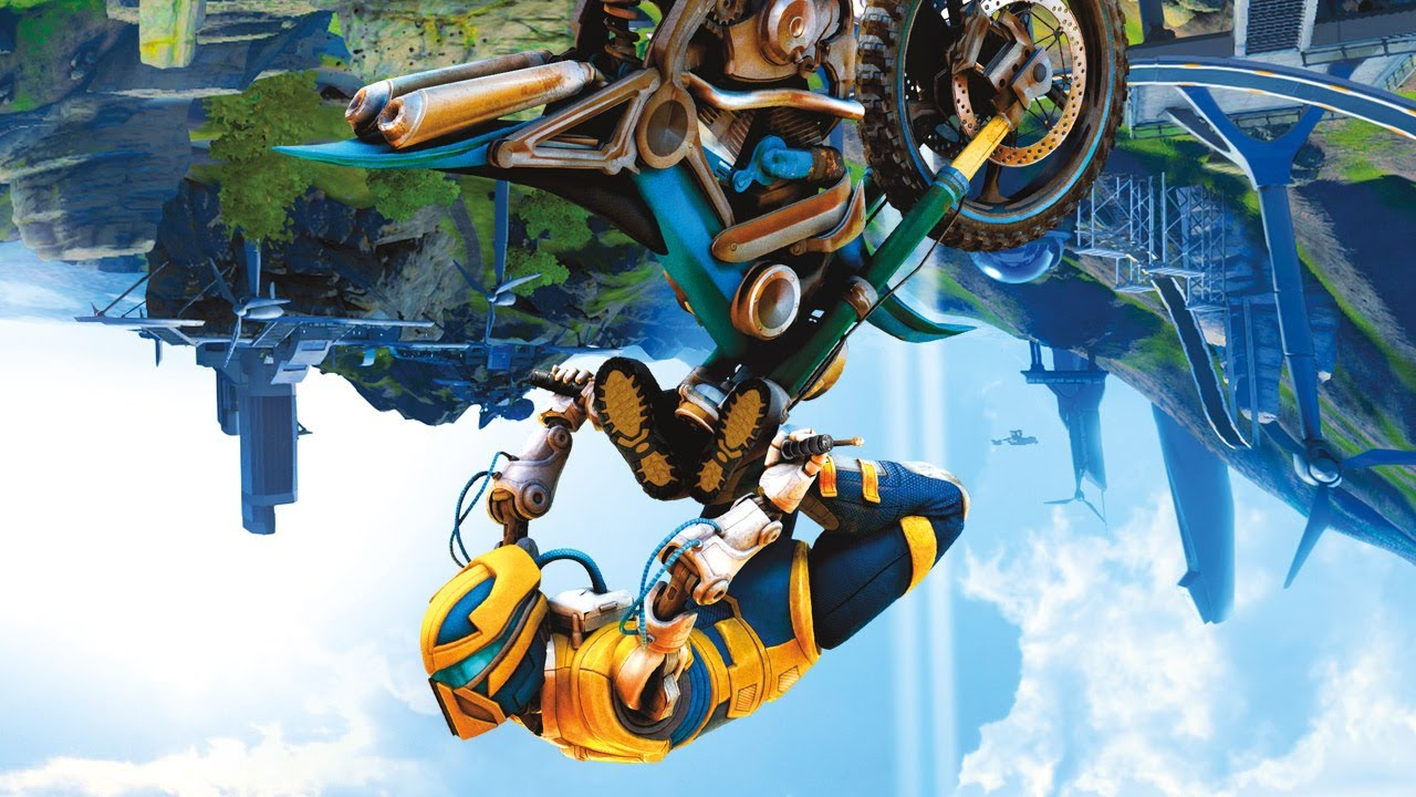 Trials Fusion Launch Trailer
