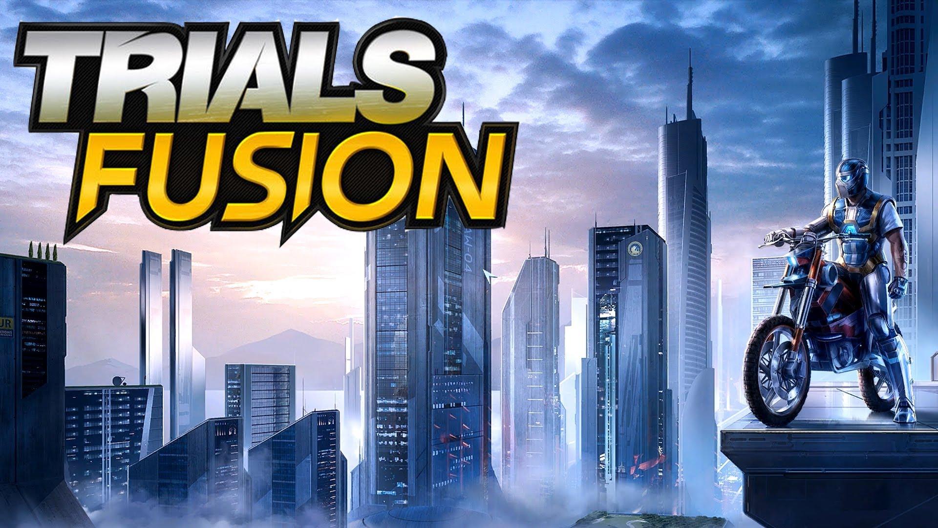 Trials Fusion Gameplay - Greenhorns Grove - BETA