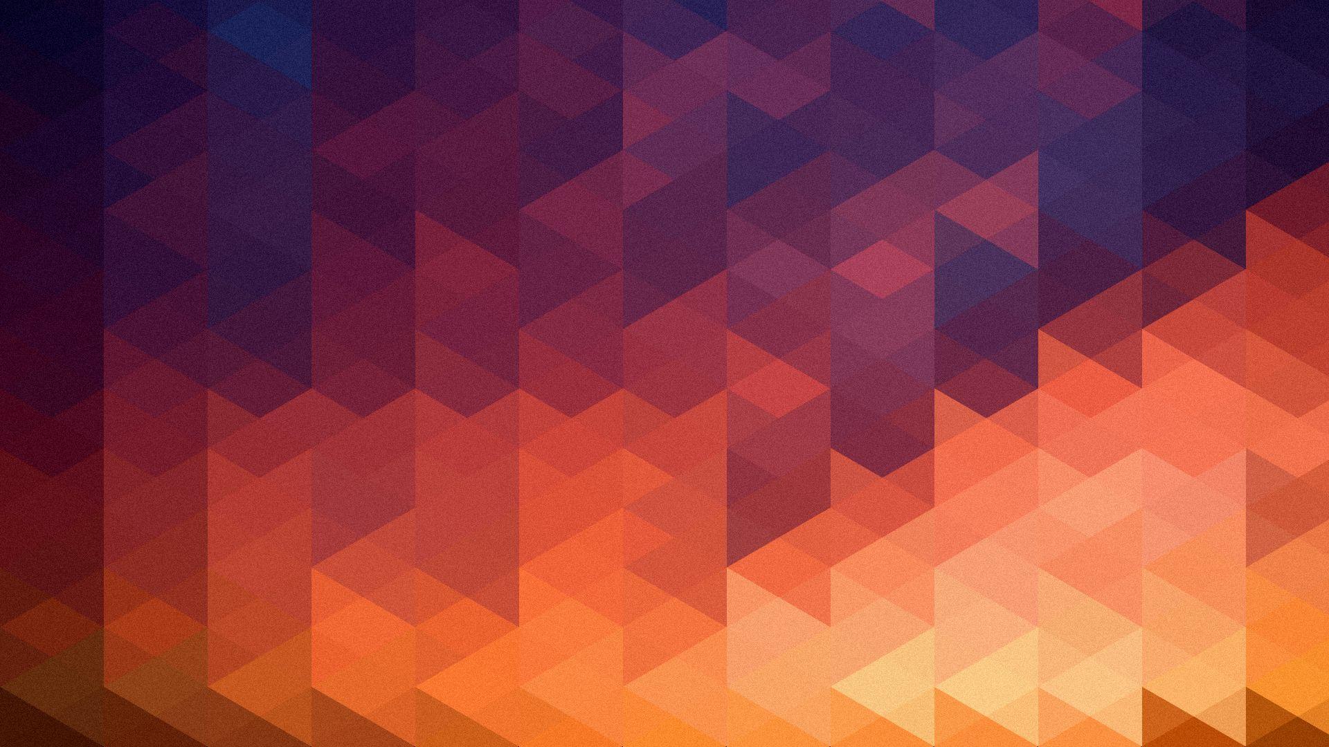 Geometric Triangle Wallpaper (3)