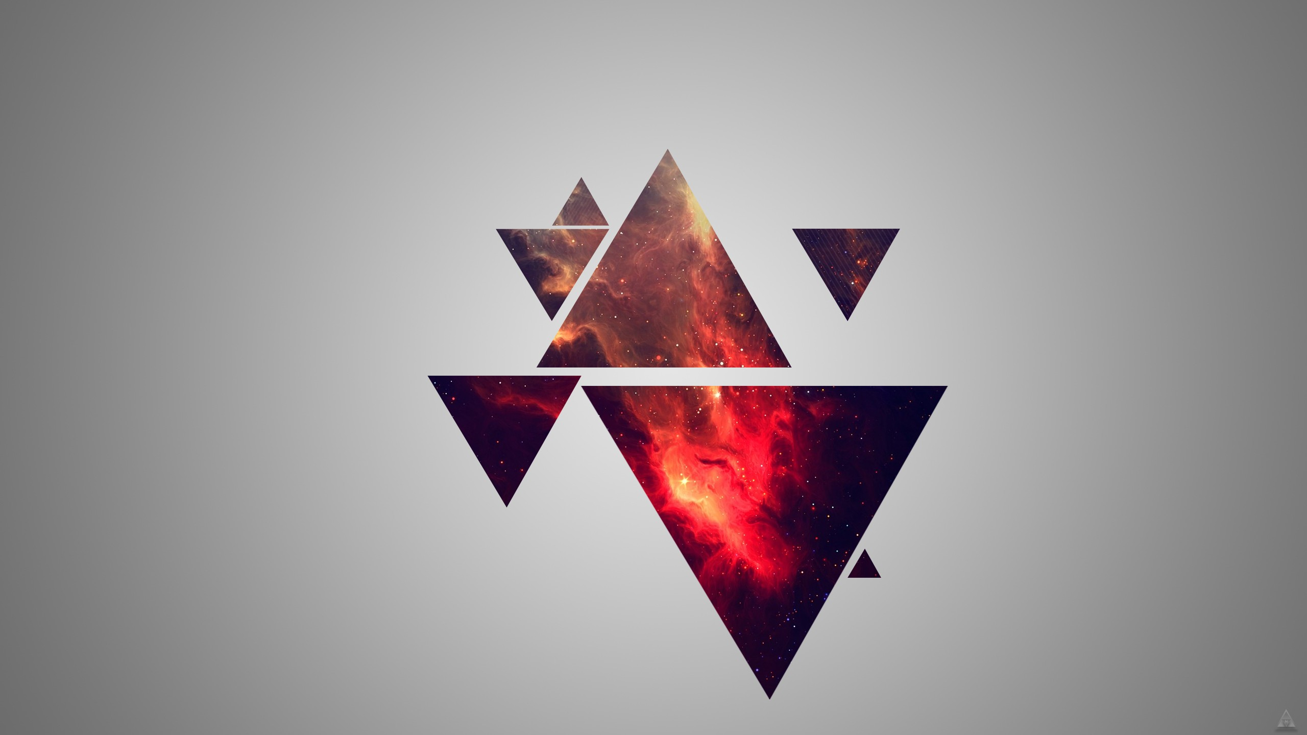 Wallpapers for Gt Galaxy Wallpaper Triangle