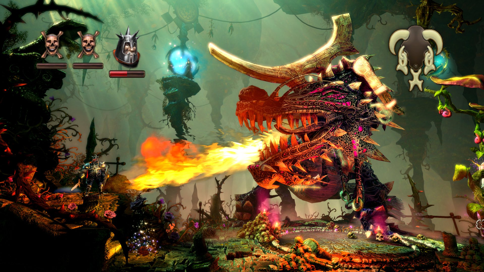 When I first booted up Trine 2, I was taken aback by how gorgeous the visuals were. The environments are wildly varied and bursting with detail and ...