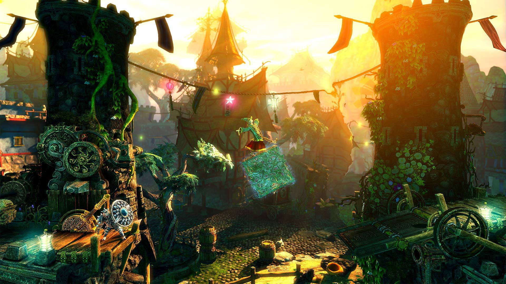 Trine 2 Complete Story --