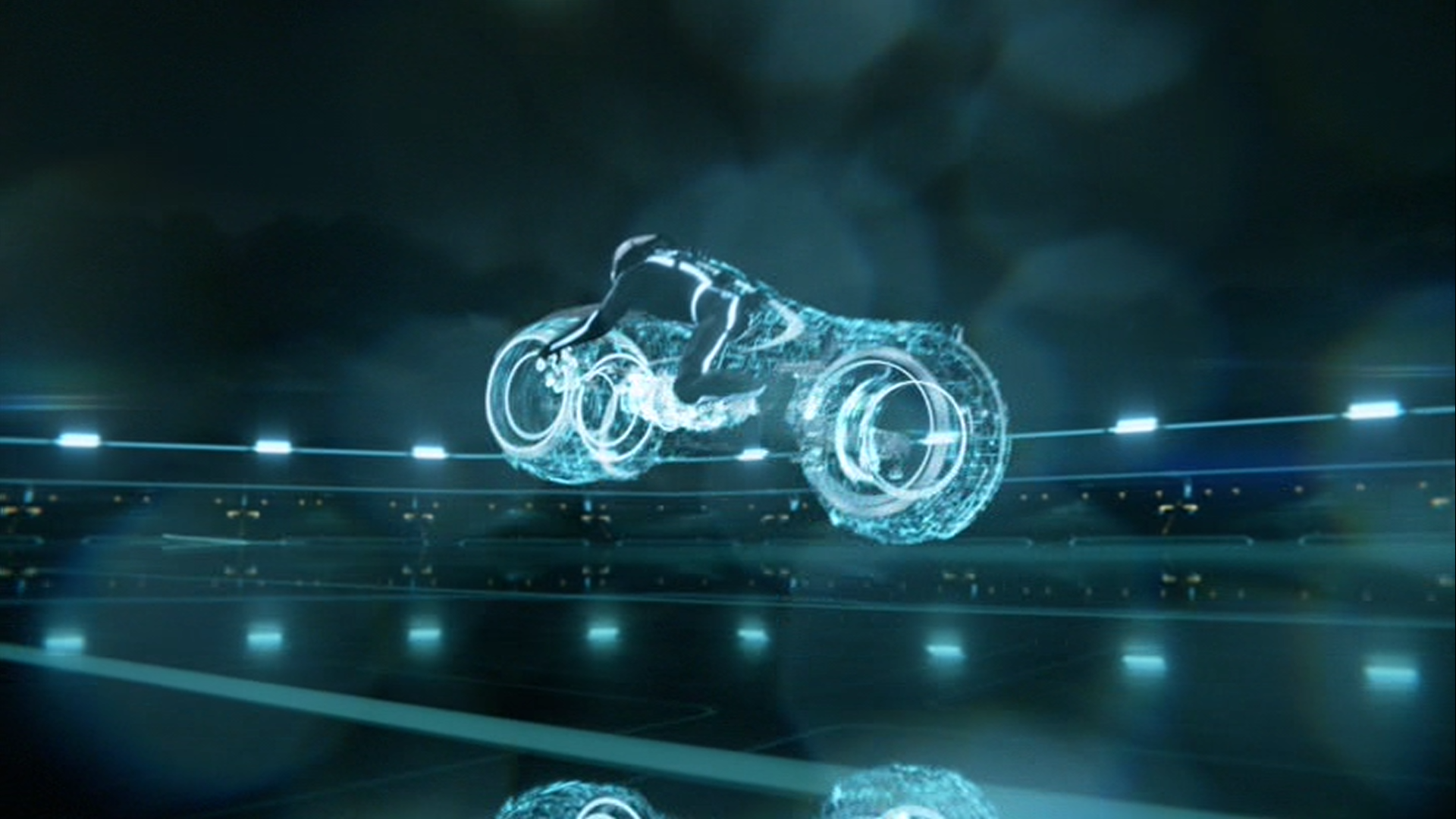 Wallpaper 3d Bike Tron Legacy Download: Tron Wallpaper