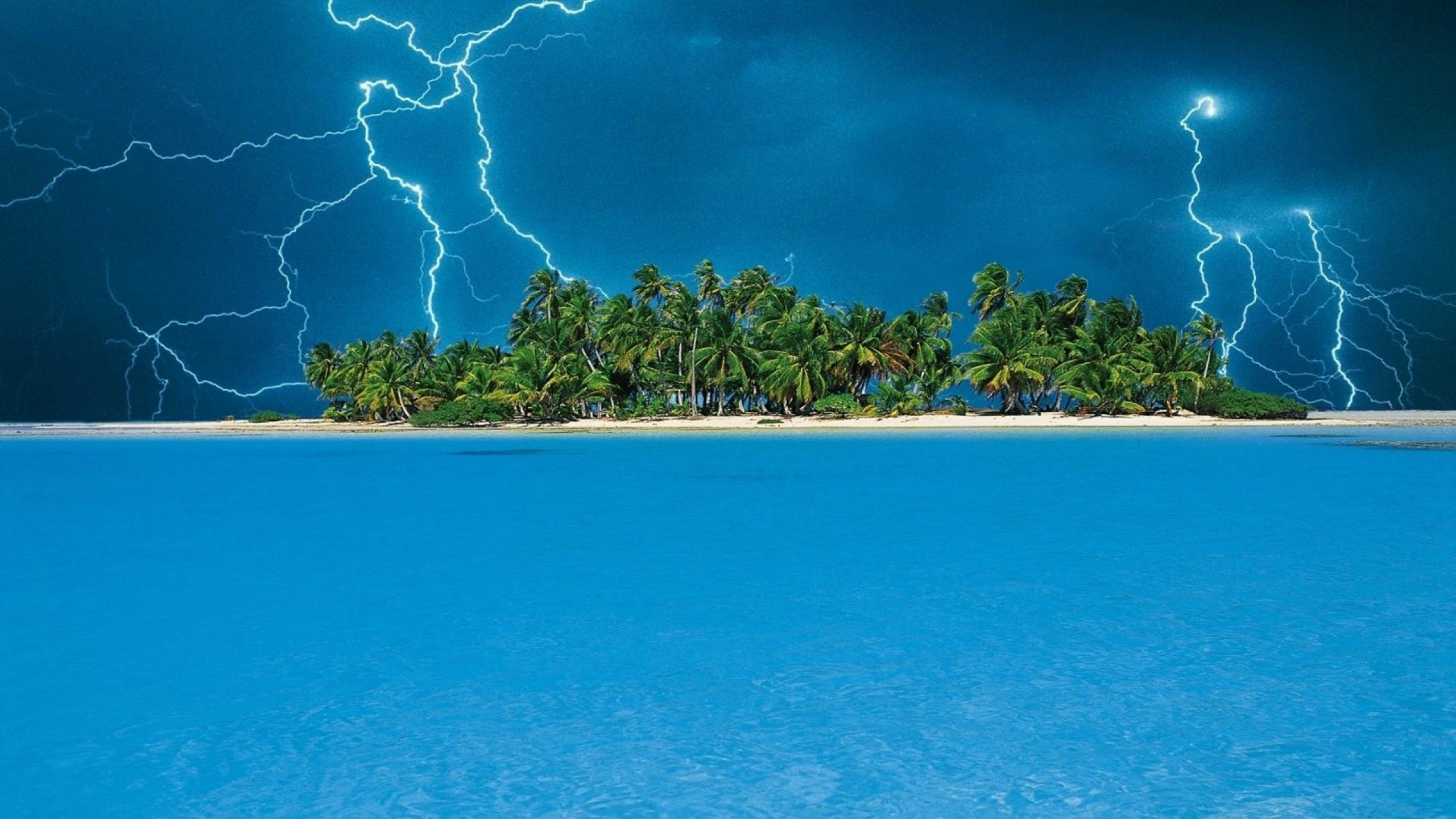 Backgrounds for Gt Tropical Island Wallpapers 2560x1440px