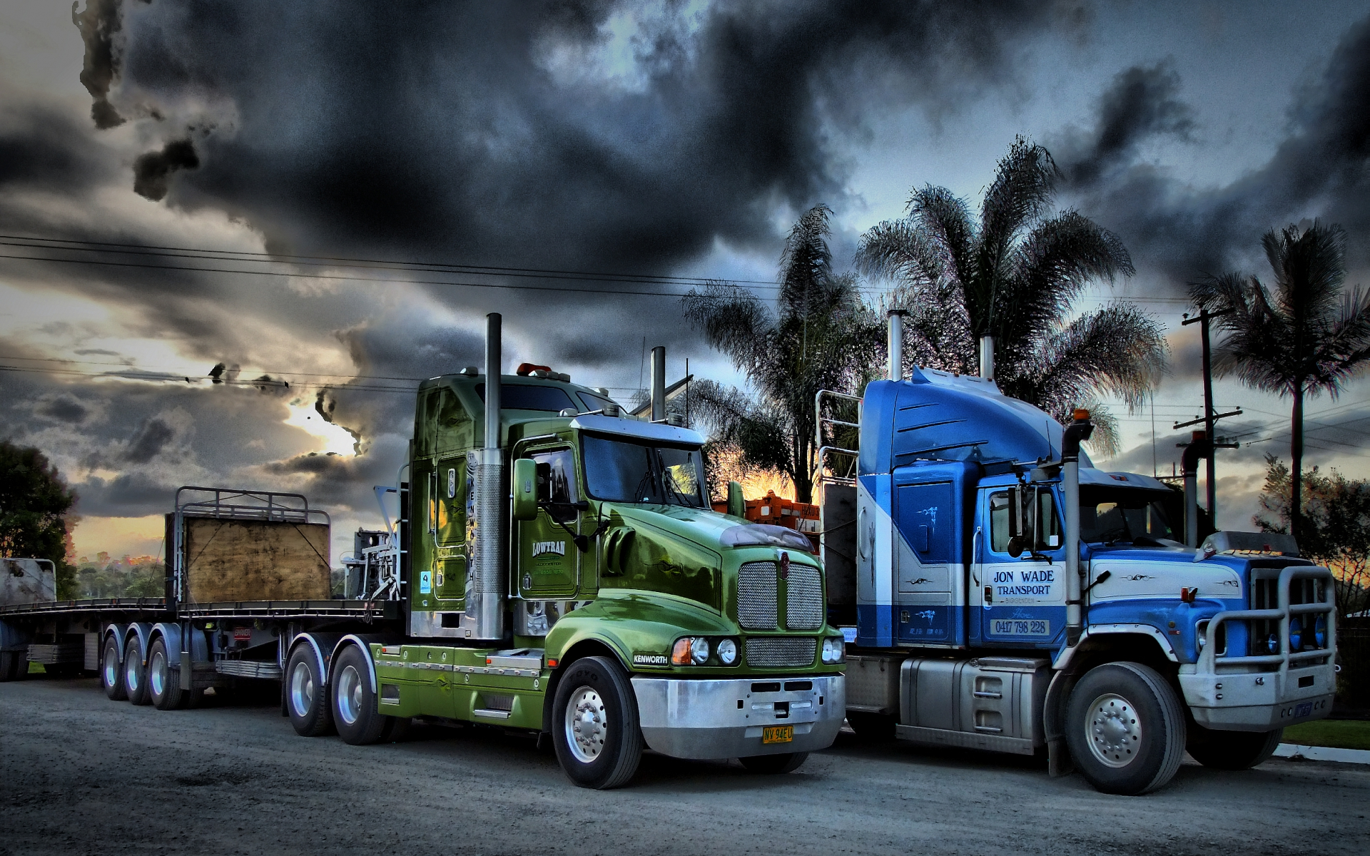 HD Wallpaper | Background ID:341782. 1920x1200 Vehicles Truck
