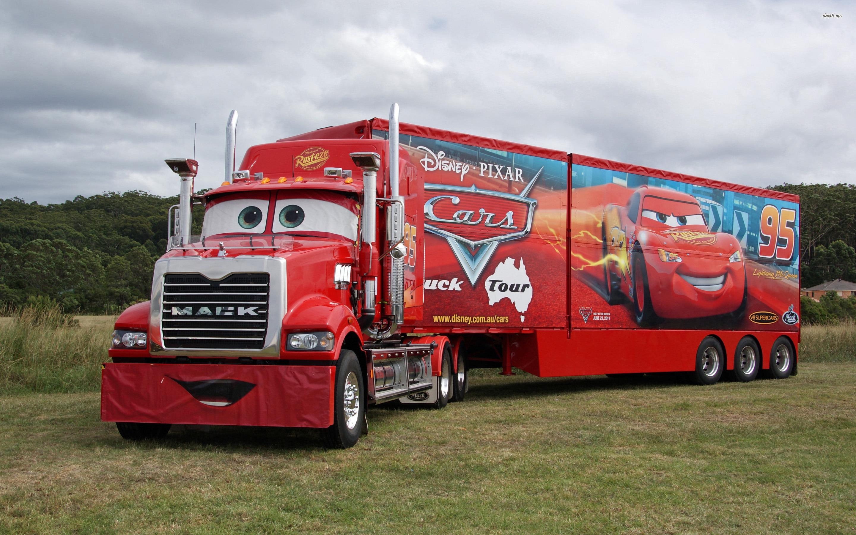 Trucks ...